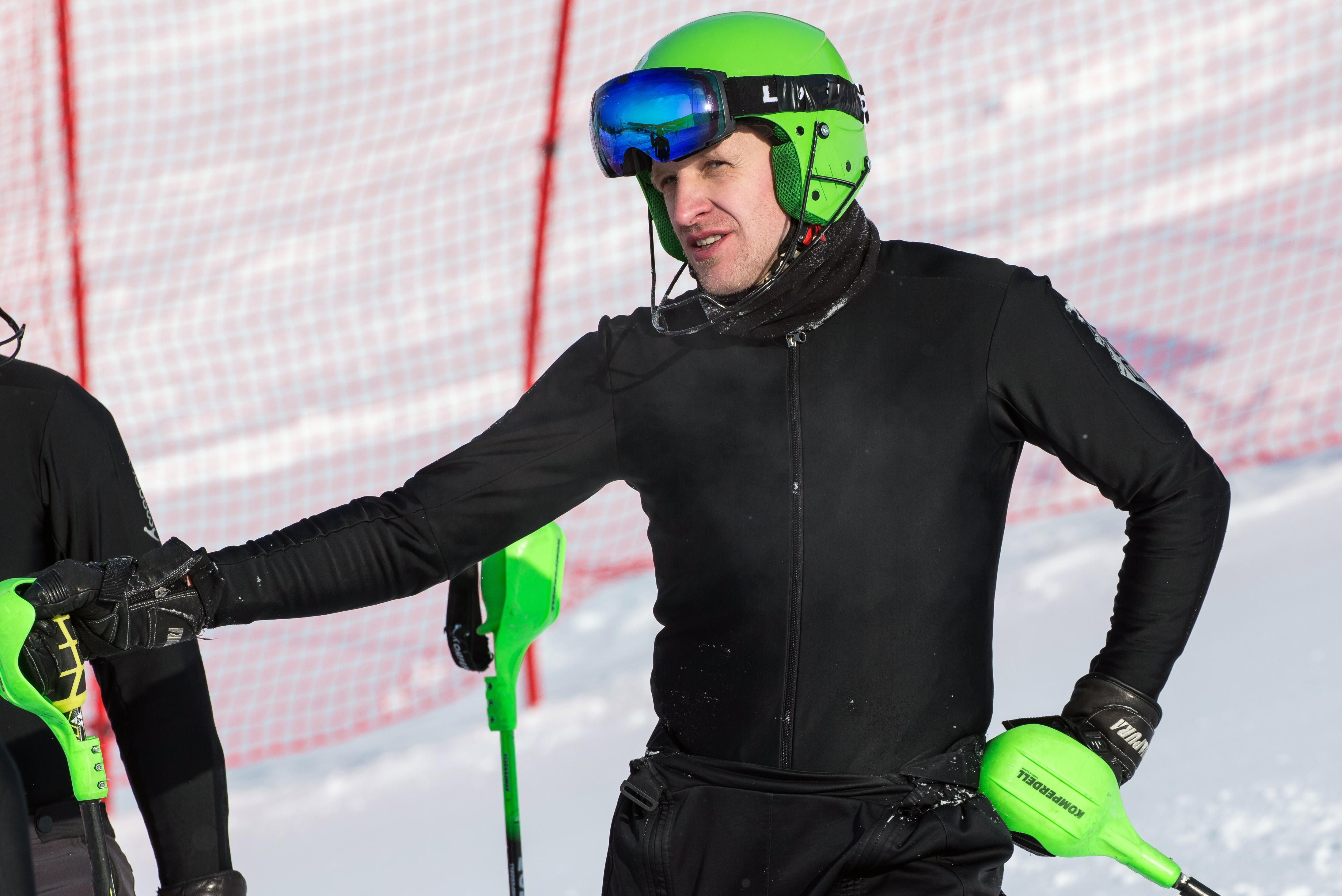 Sergey Alexandrov is one those chosen to be part of the NPA team in PyeongChang
