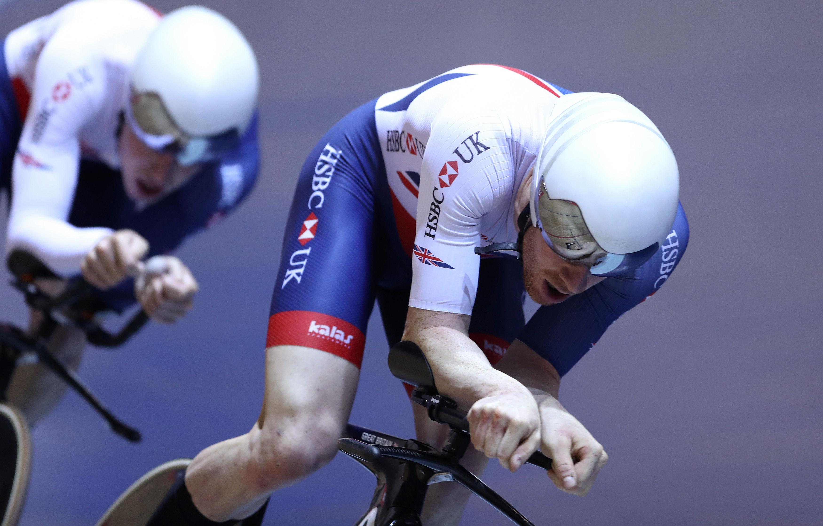 Ed Clancy won his sixth world championship gold to add to his three Olympic gold medals