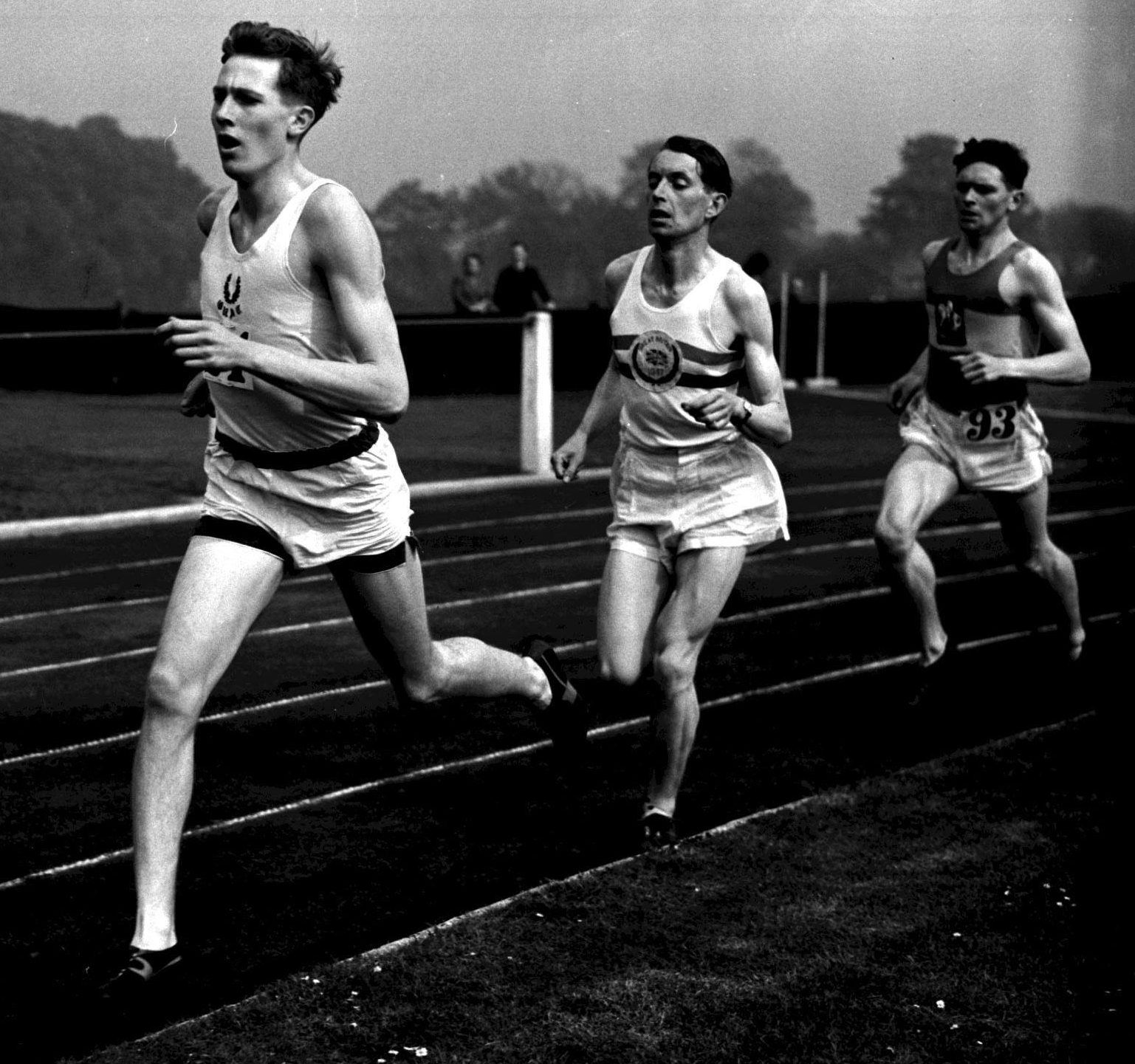 Bannister retired later in 1954 but had raced his way into athletics folklore