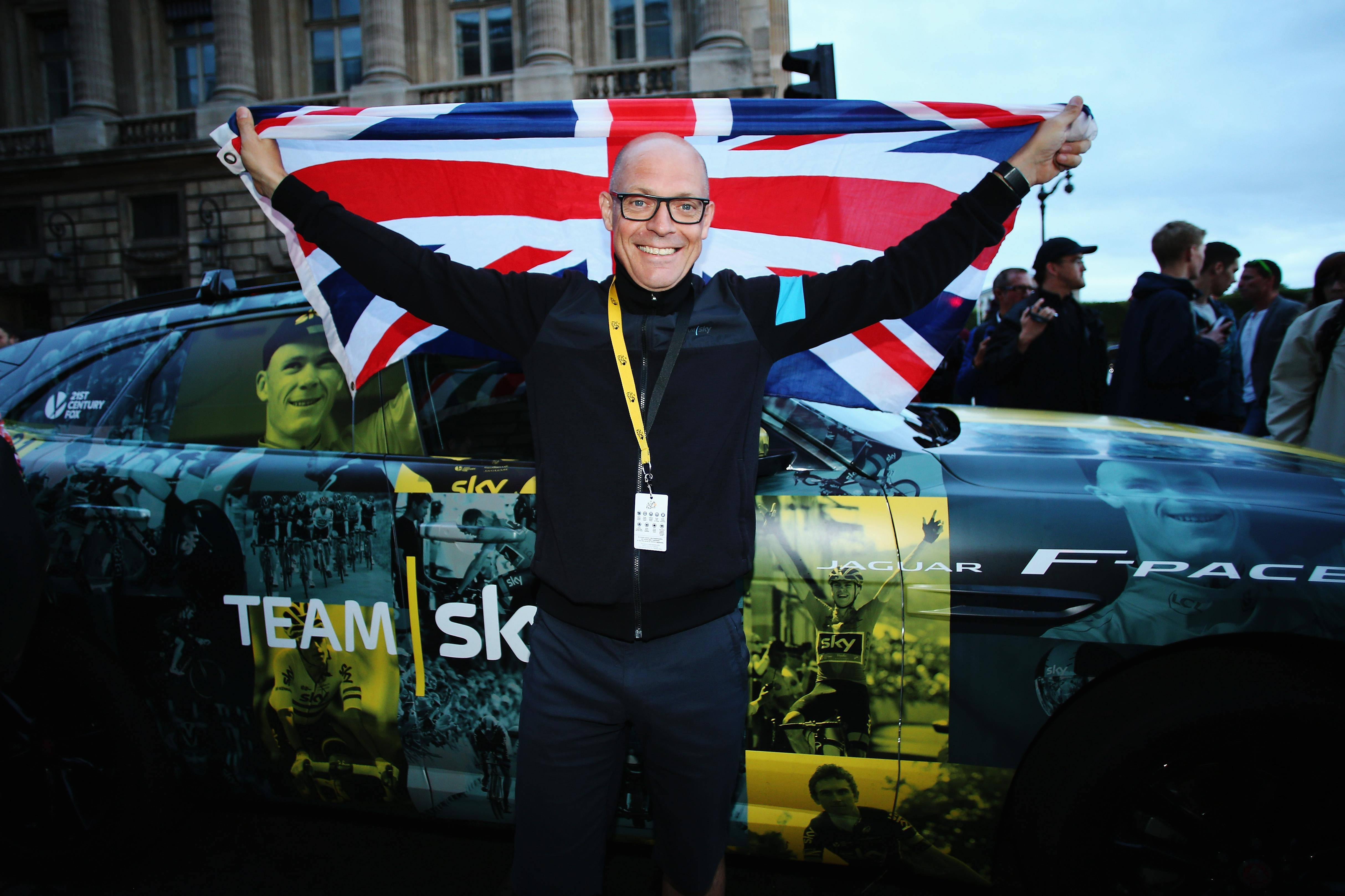 Dave Brailsford took pride in presenting himself as the most meticulous of sports team bosses