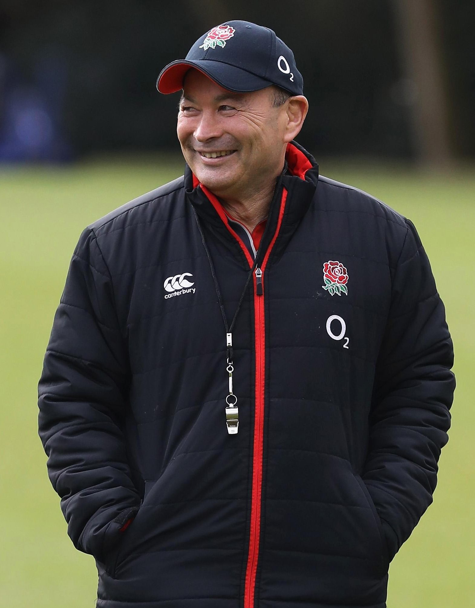 England boss Eddie Jones has compared French power to South Africa