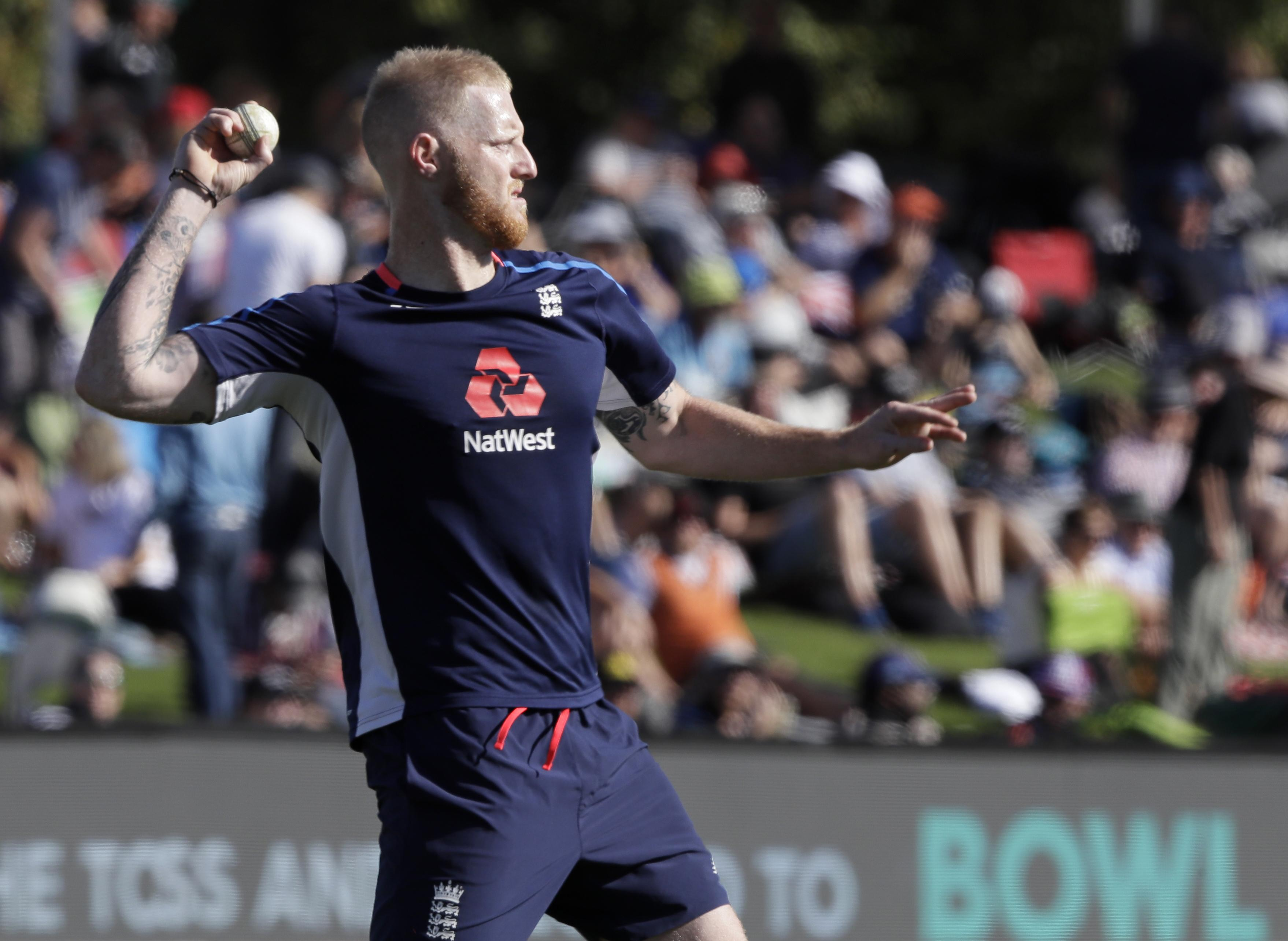 Ben Stokes will be on trial for affray