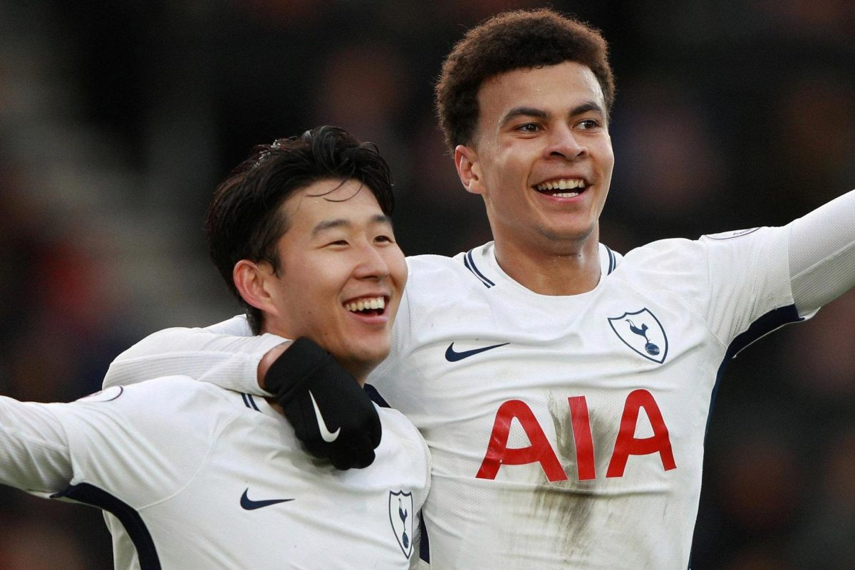 Tottenham face losing Heung-Min Son for two years to the South