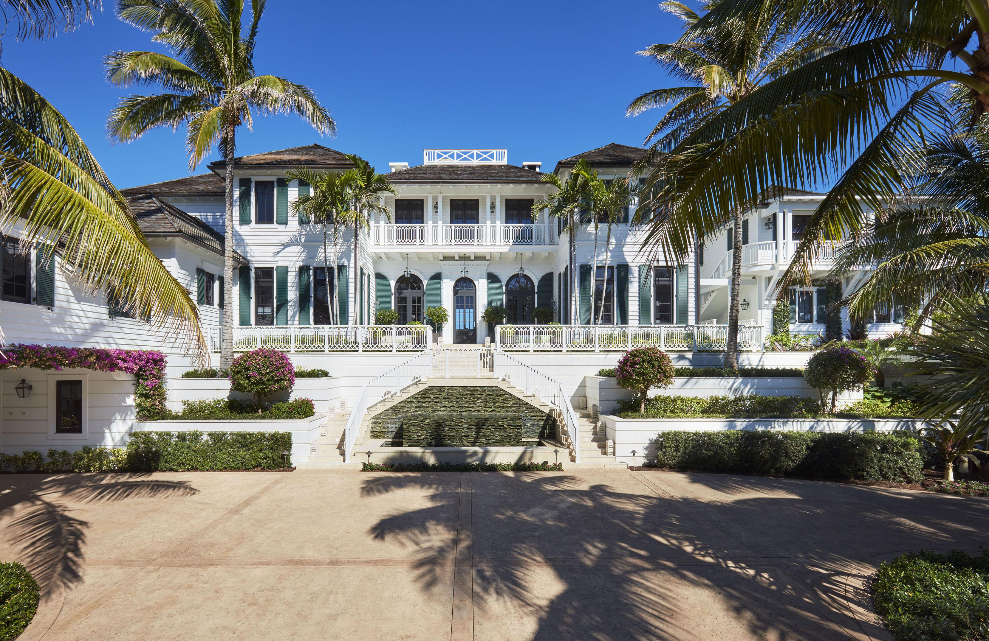 Elin Nordegren's stunning Florida mansion has 11 bedrooms