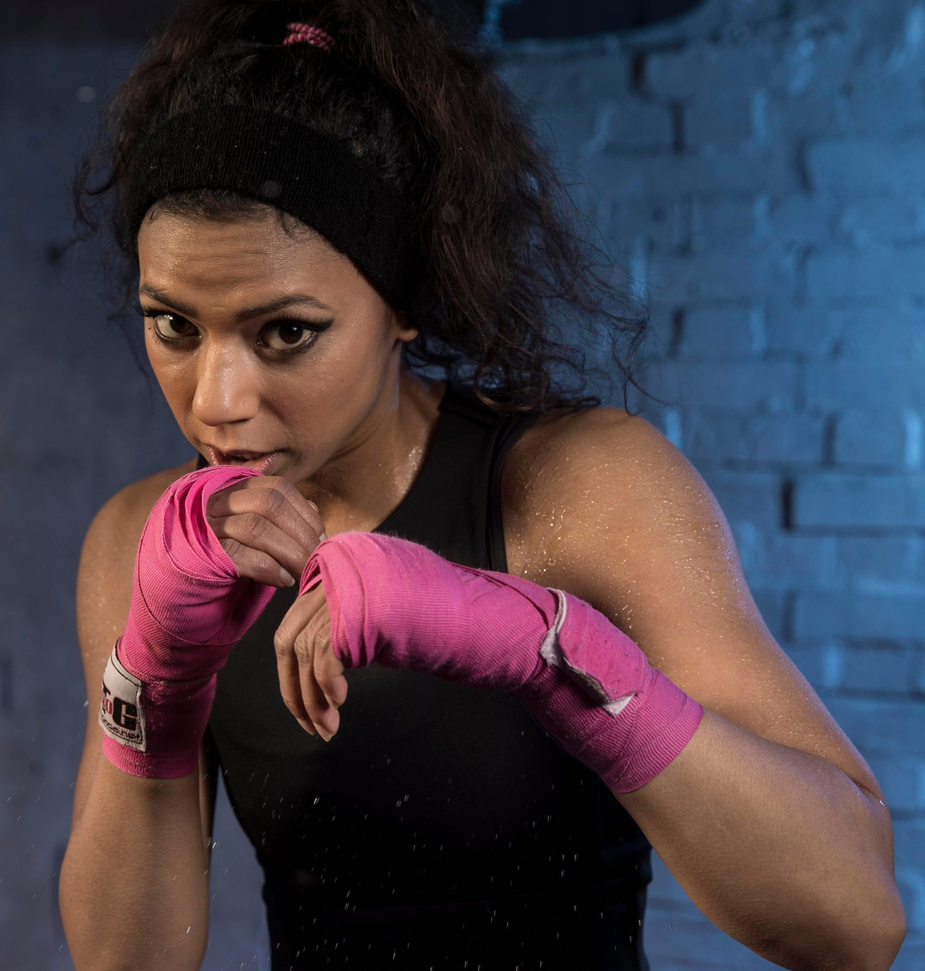 Ruqsana Begum is turning to boxing after being a world champ at kickboxing