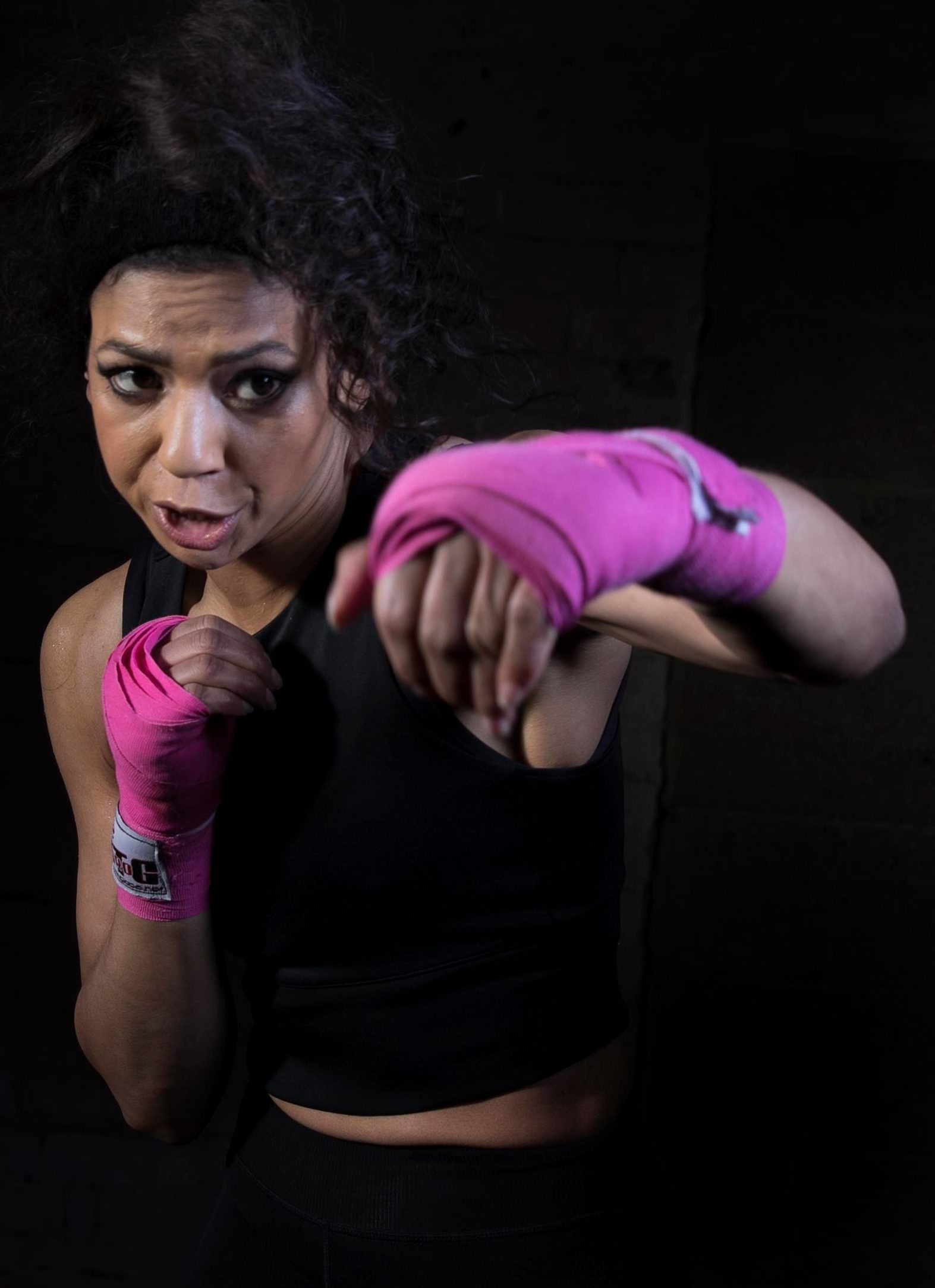 Ruqsana Begum has battled through much - in and out of the ring
