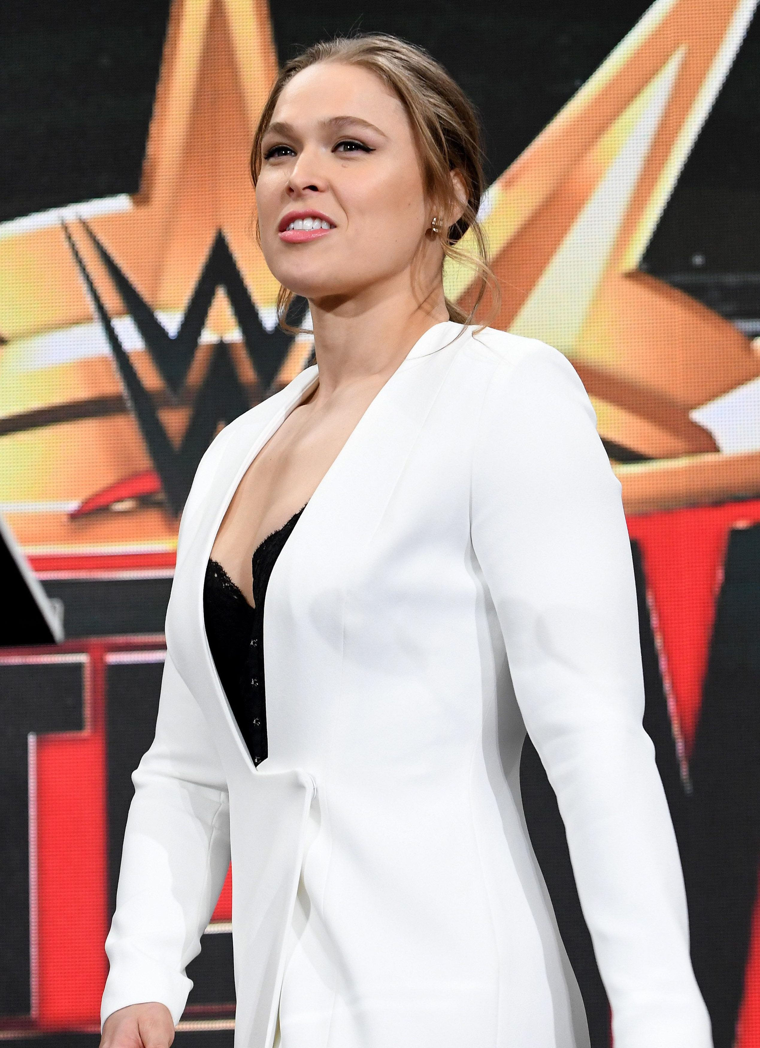 Ronda Rousey hopes to be a big name in WWE like she has been in UFC