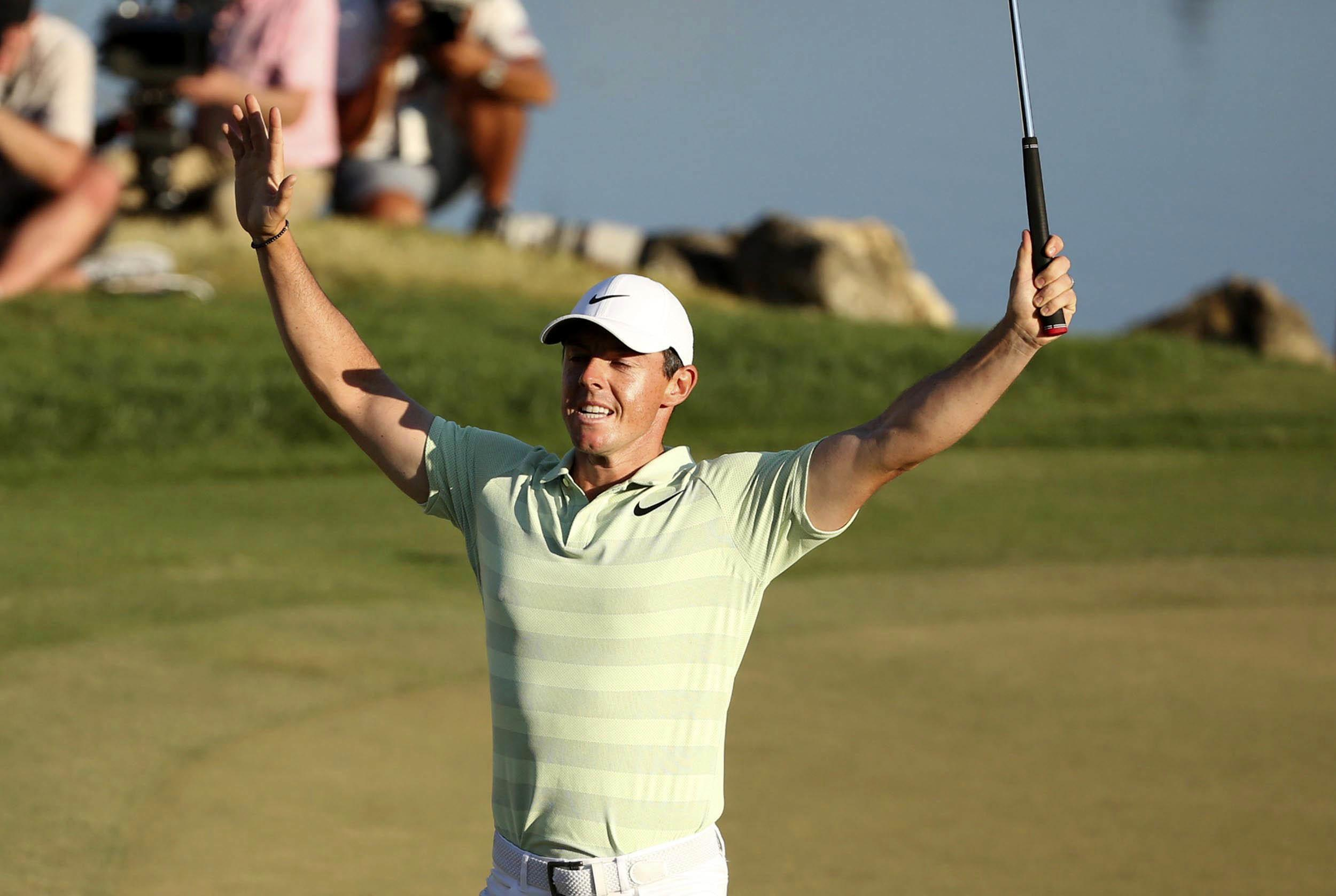 The four-time Major champ ended his 18-month win drought over the weekend