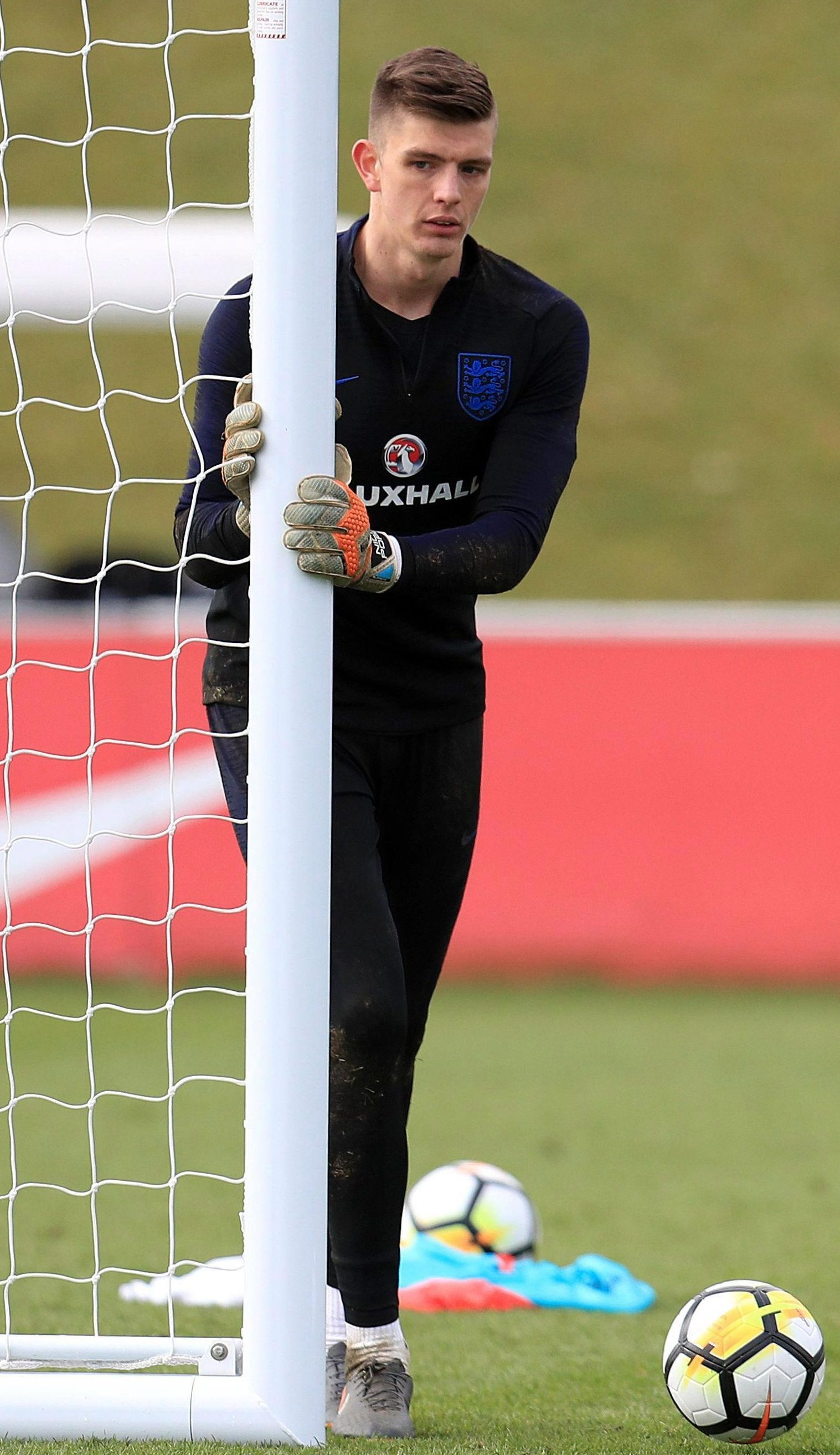 Burnley star Nick Pope used to deliver milk not the post and is now close to completing an amazing rise from part-time player to England keeper