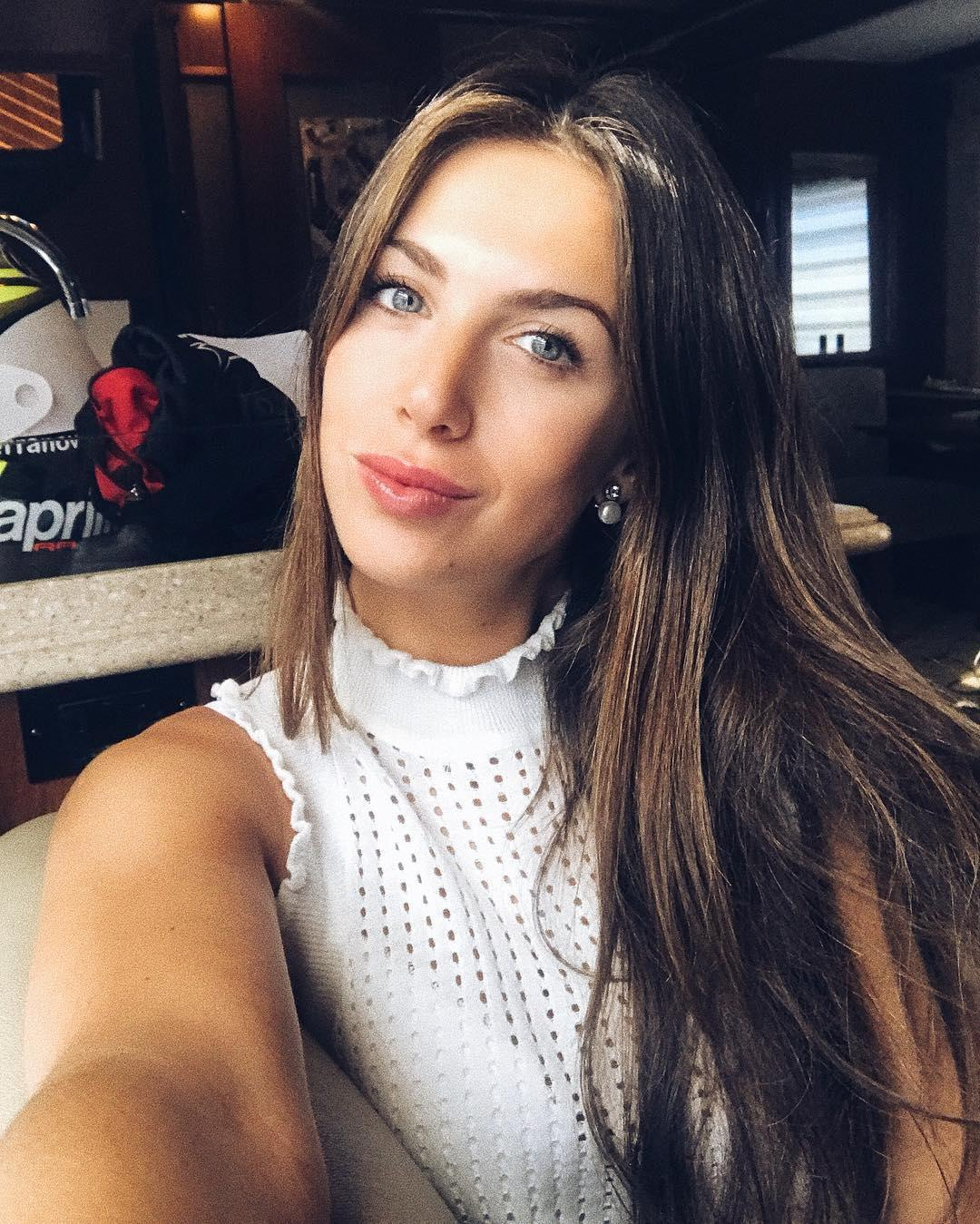 Architect and Barcelona fan Laura Montero is married to MotoGP star Aleix Espargaro