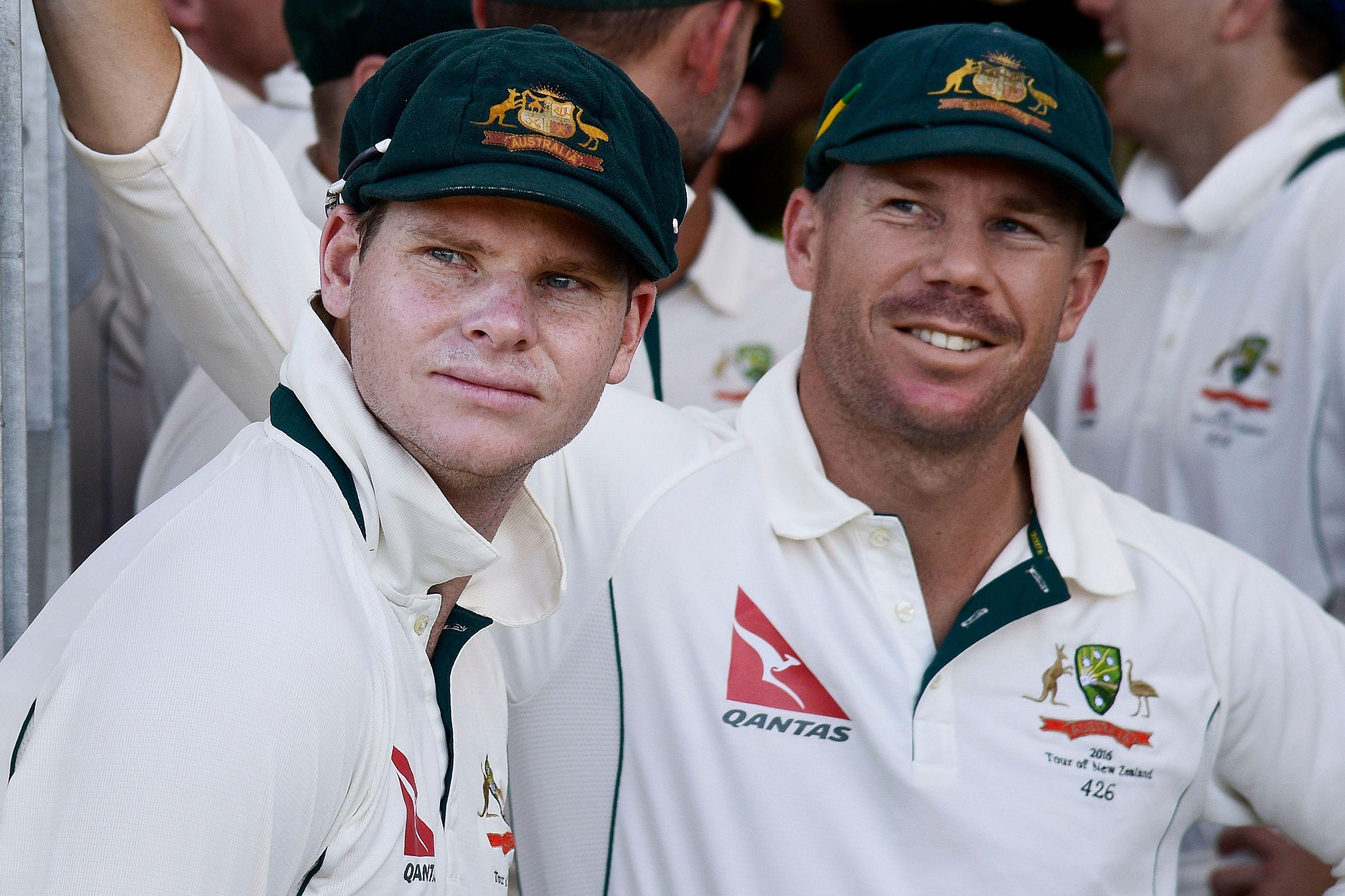Steve Smith and David Warner were caught cheating against South Africa