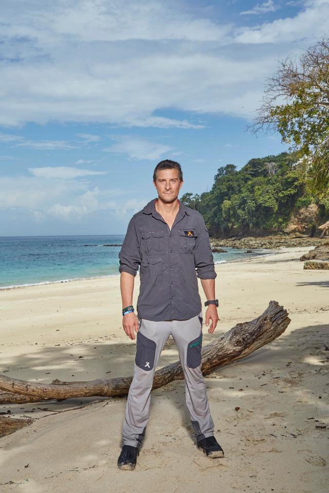 The Island With Bear Grylls: It's rich versus poor as two groups descend on to the island