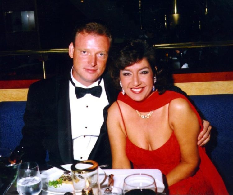 Jane McDonald and Henrik Brixen