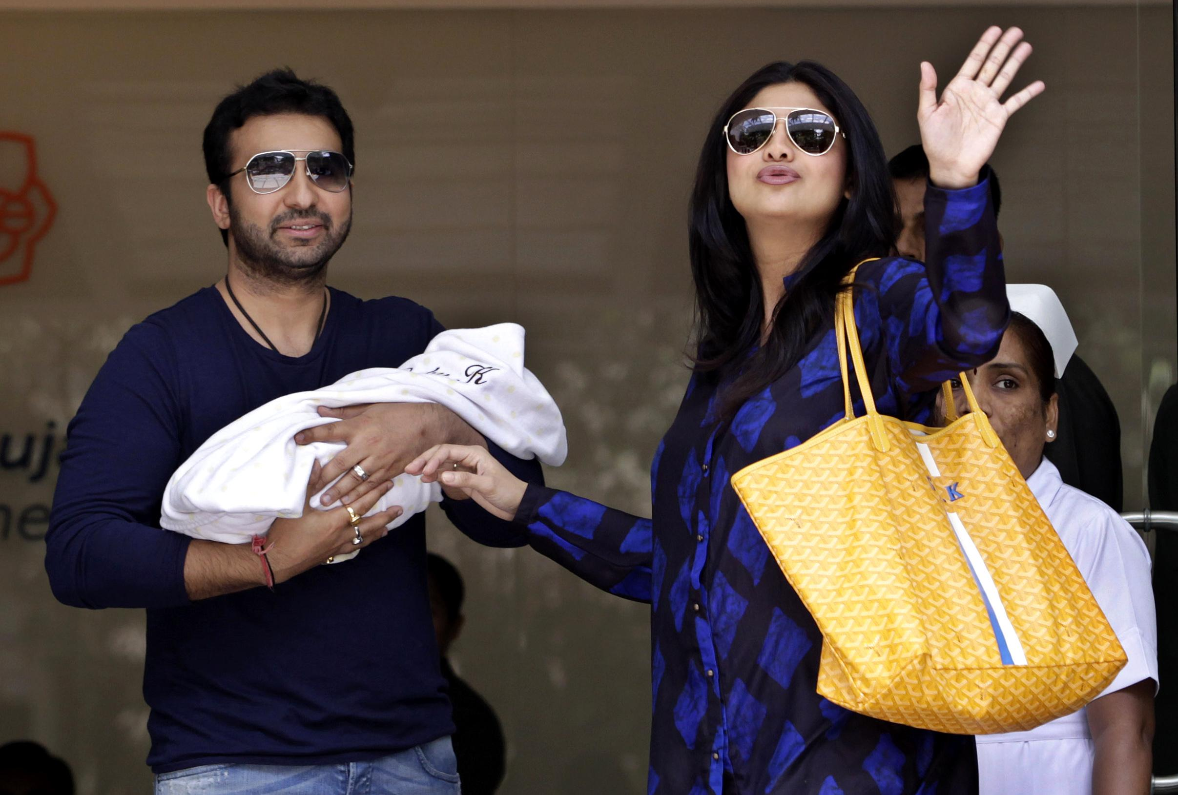 Raj Kundra and Shilpa Shetty spent $15,4m to acquire an 11.7 per cent stake of the team