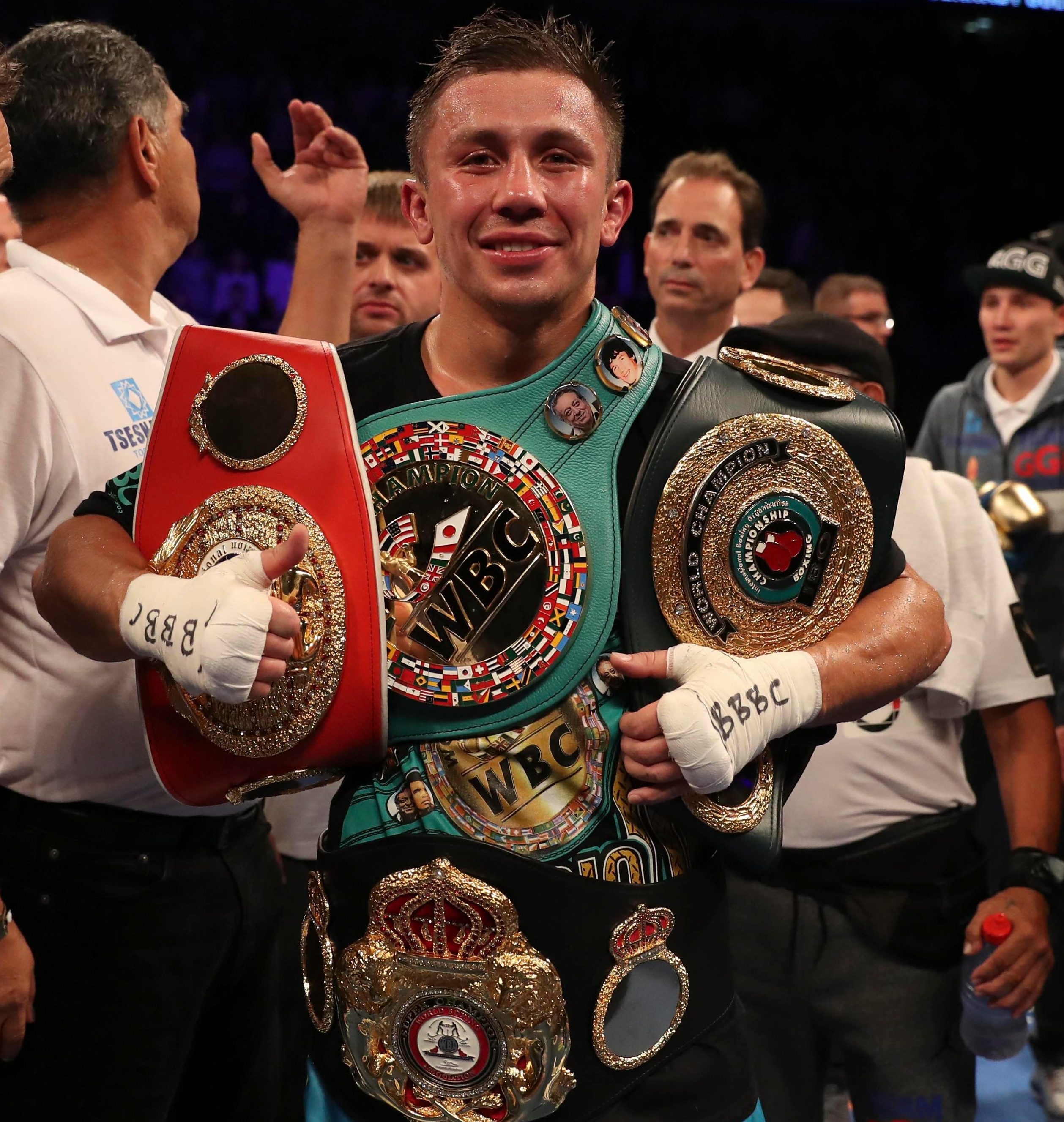 Gennady Golovkin could be stripped of his IBF middleweight world title
