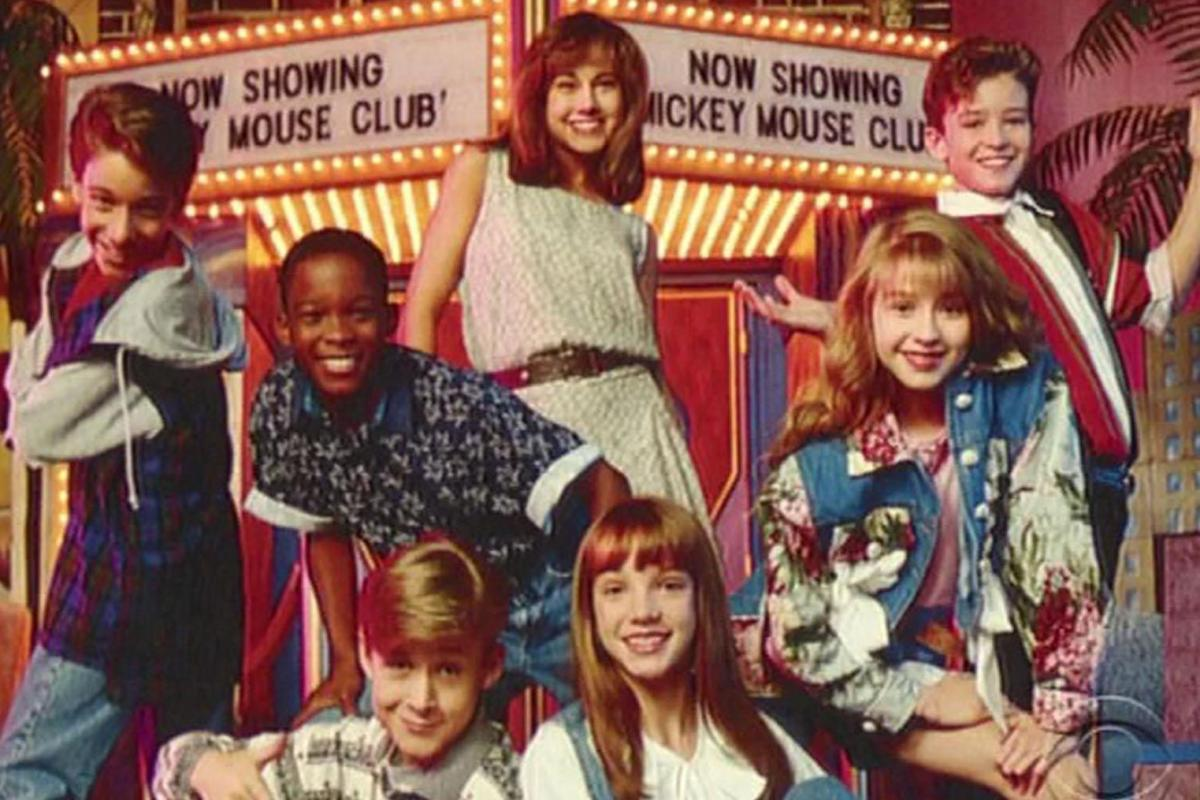Who Was In The Mickey Mouse Club From Ryan Gosling And Britney Spears To Christina Aguilera And Justin Timberlake