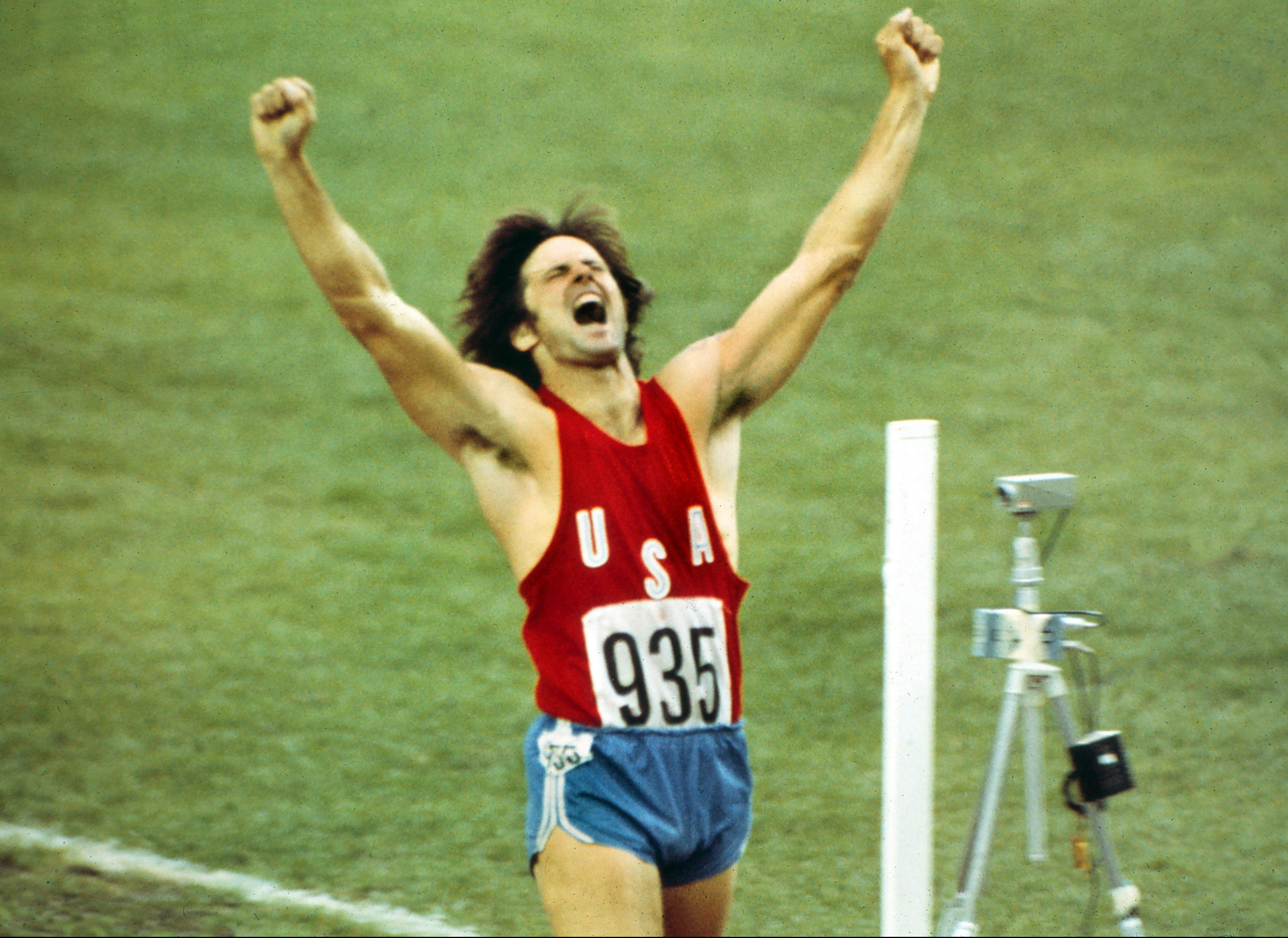 Bruce Jenner won Olympic decathlon gold at the 1976 Games and later transitioned to become the world famous reality TV star Caitlyn