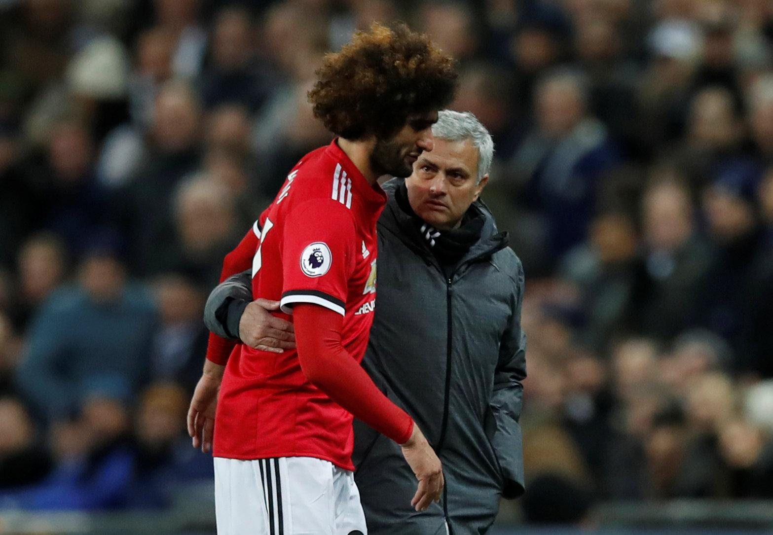 The Belgian midfielder is loved by Jose Mourinho but only eyes him as a back-up player