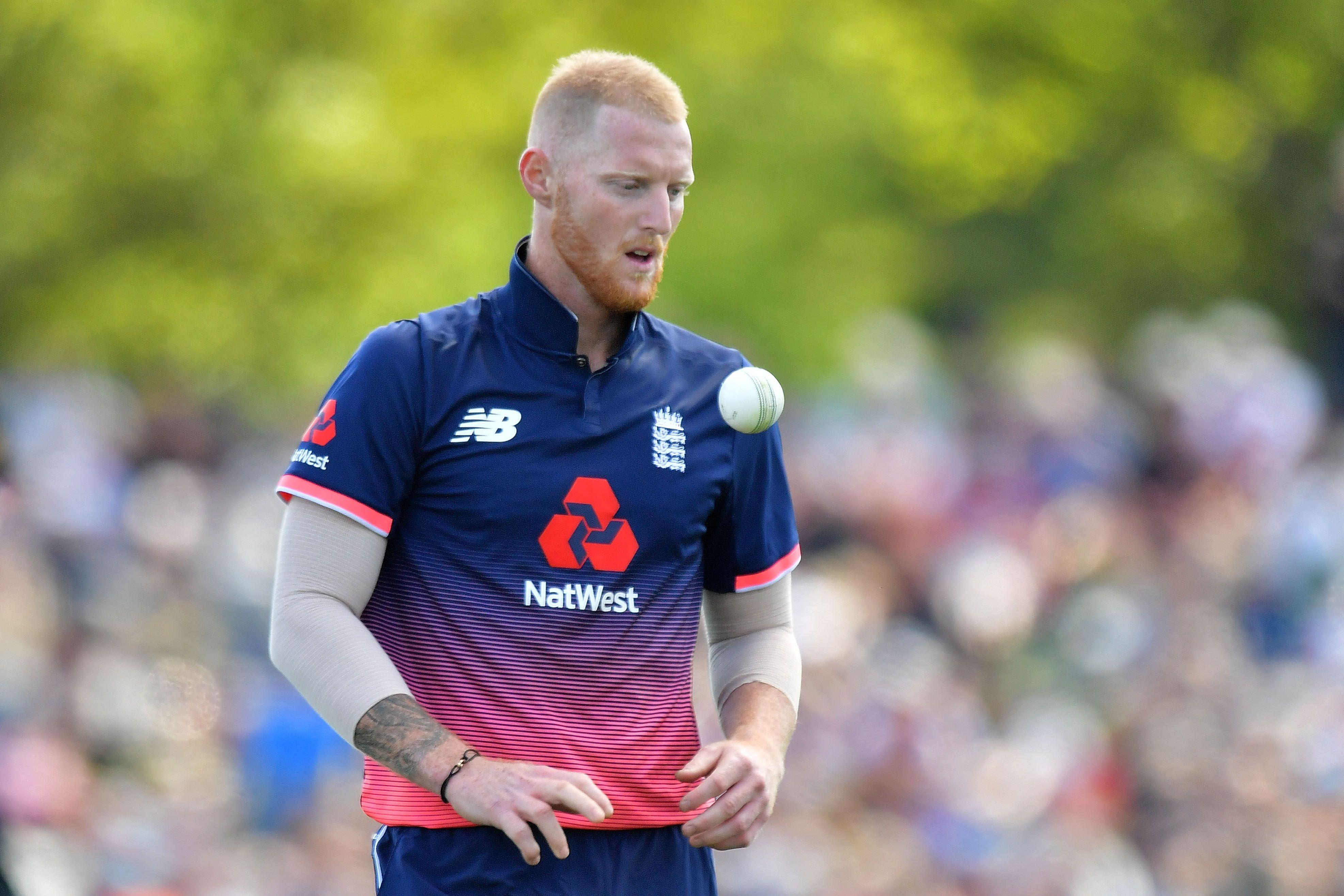 Ben Stokes is back playing for England at Lord's