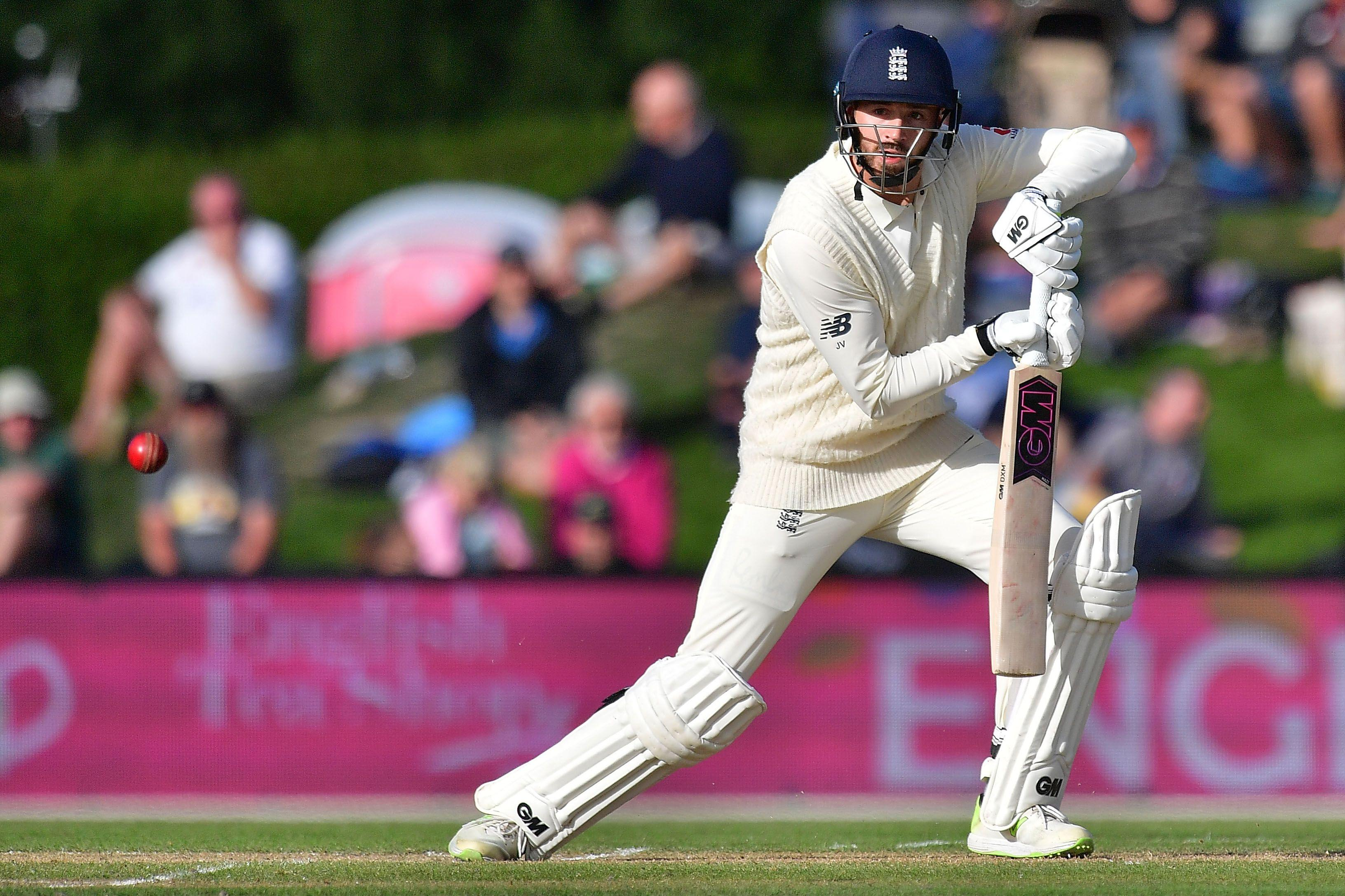 James Vince hit 76 runs to put England in total control against New Zealand