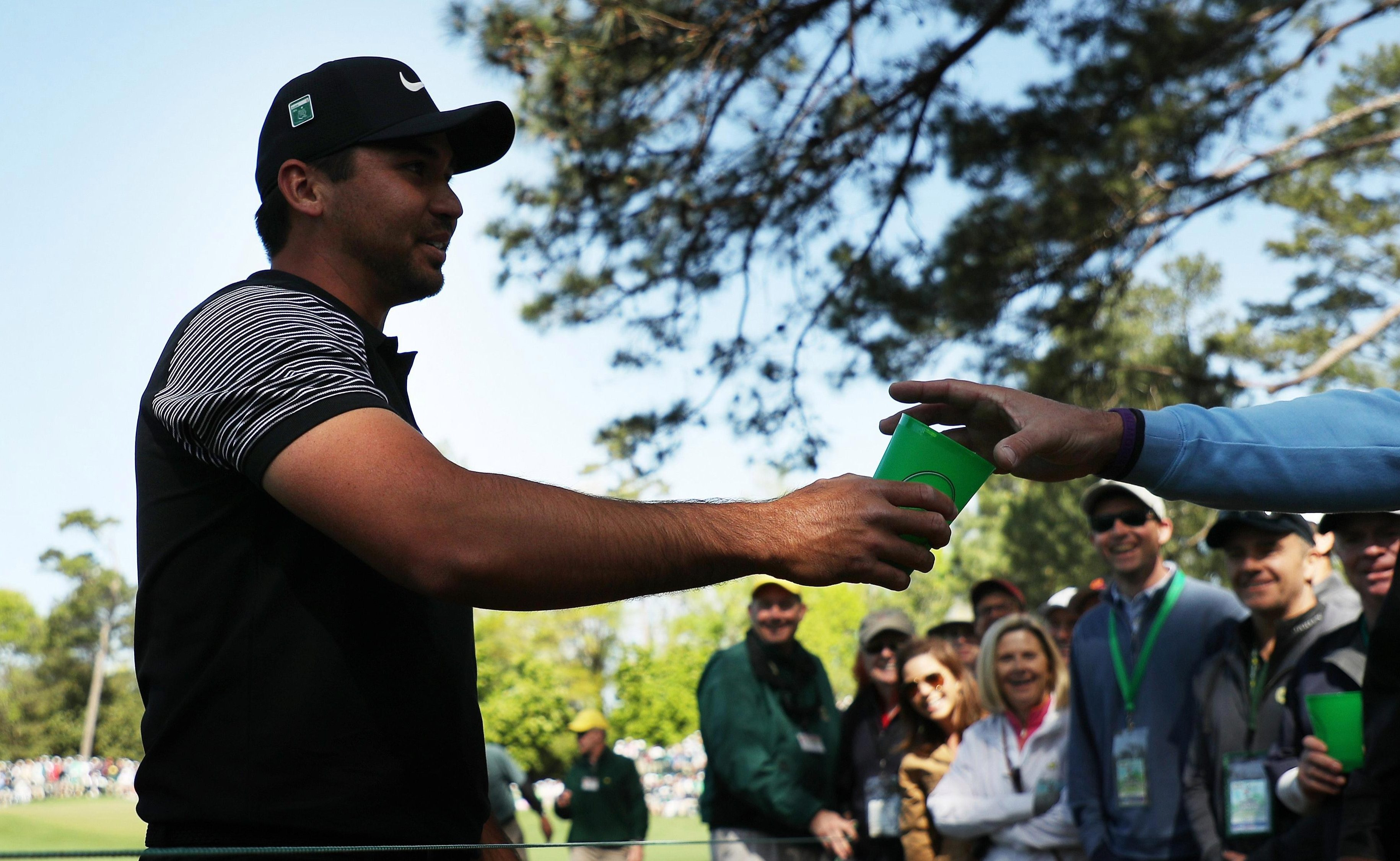 Jason Day is looking for his first green jacket