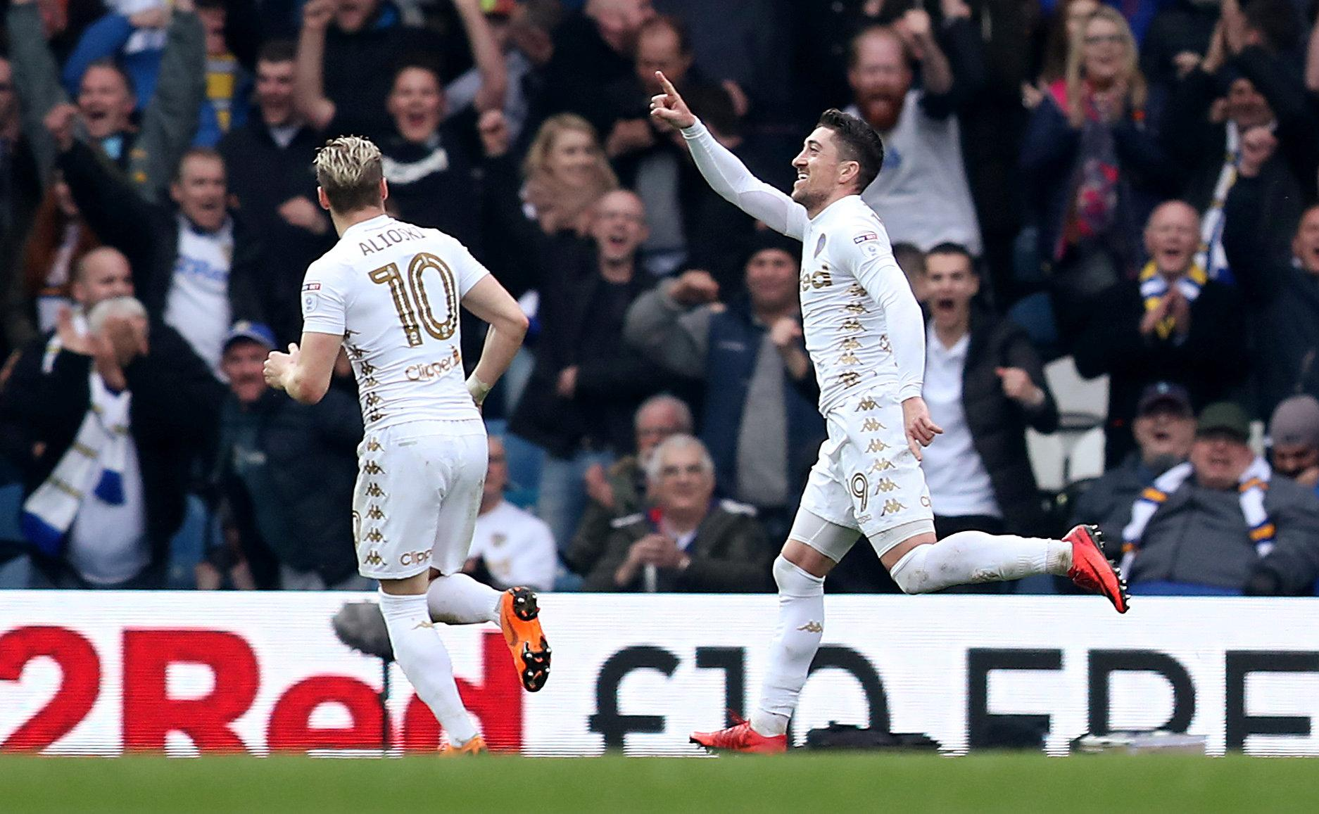 Pablo Hernandez grabs a point for Leeds United