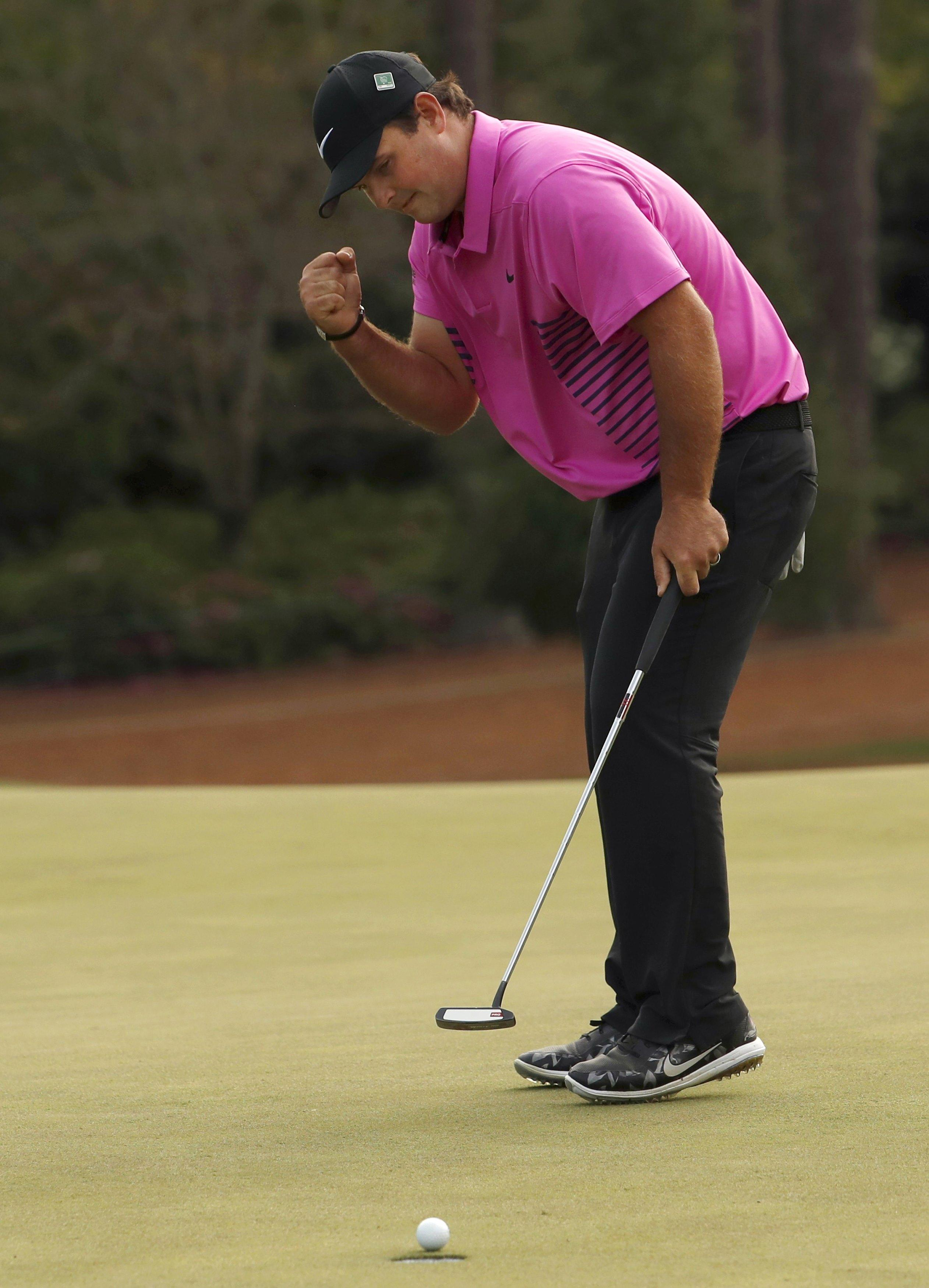 Patrick Reed is the Masters champion for 2018