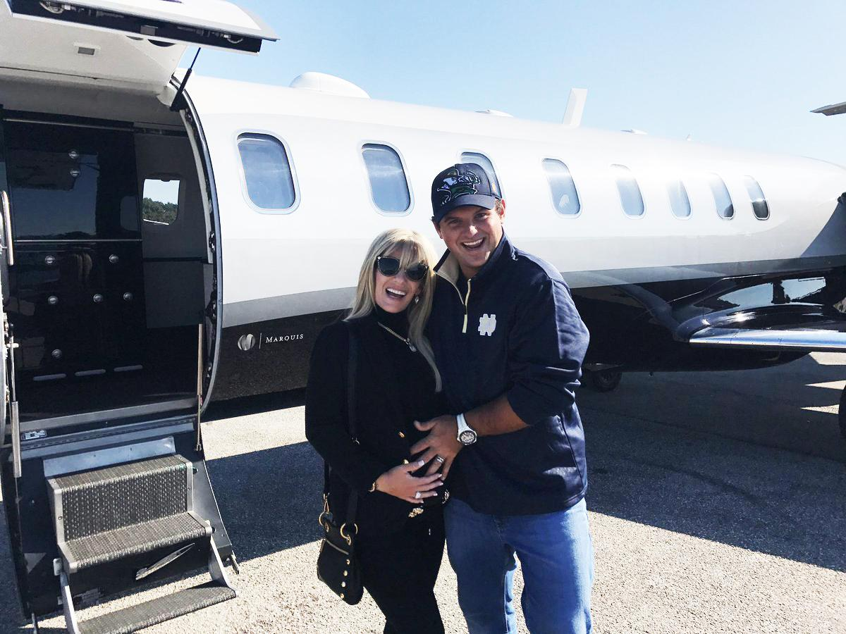 Patrick Reed's golf earnings have enabled him to enjoy a jetset lifestyle