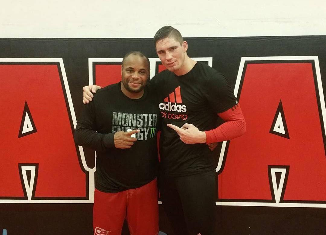 MMA companies want to sign Rico to follow in the footsteps of UFC champ Daniel Cormier
