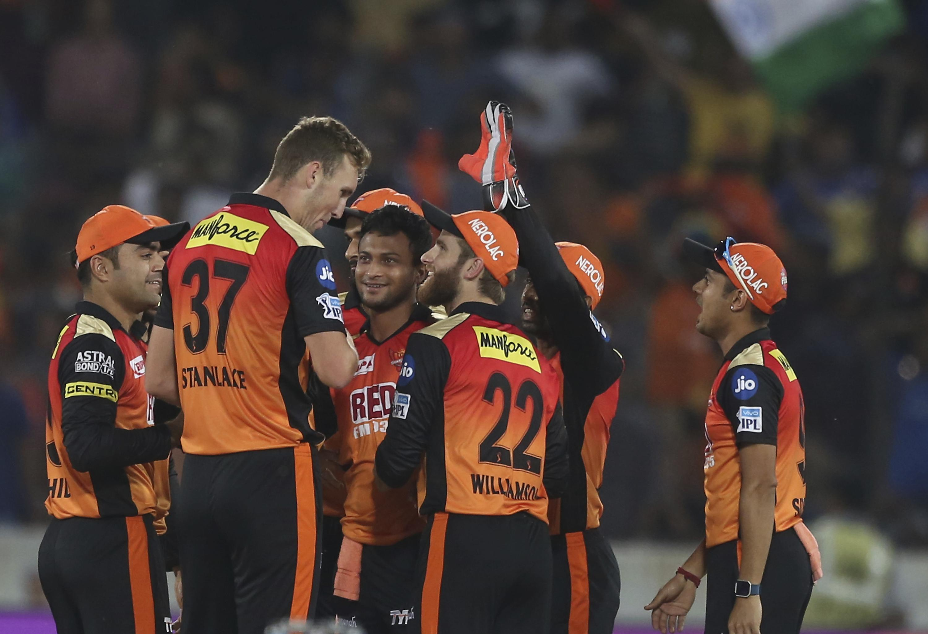 Sunrisers Hyderabad won the IPL in 2016 and have made a strong start this season