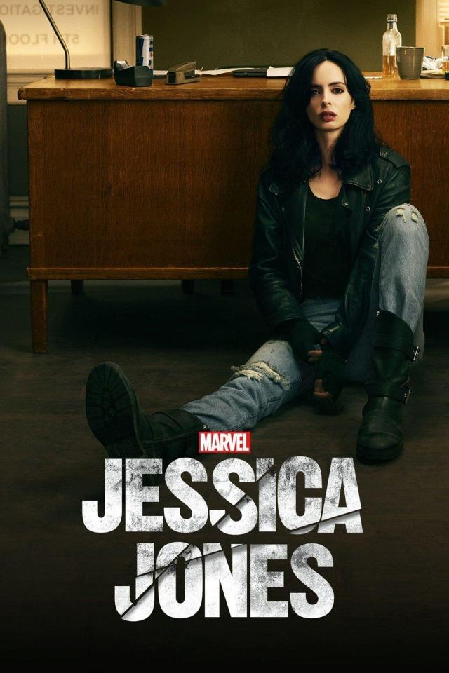 Jessica Jones is one of the Marvel superheroes