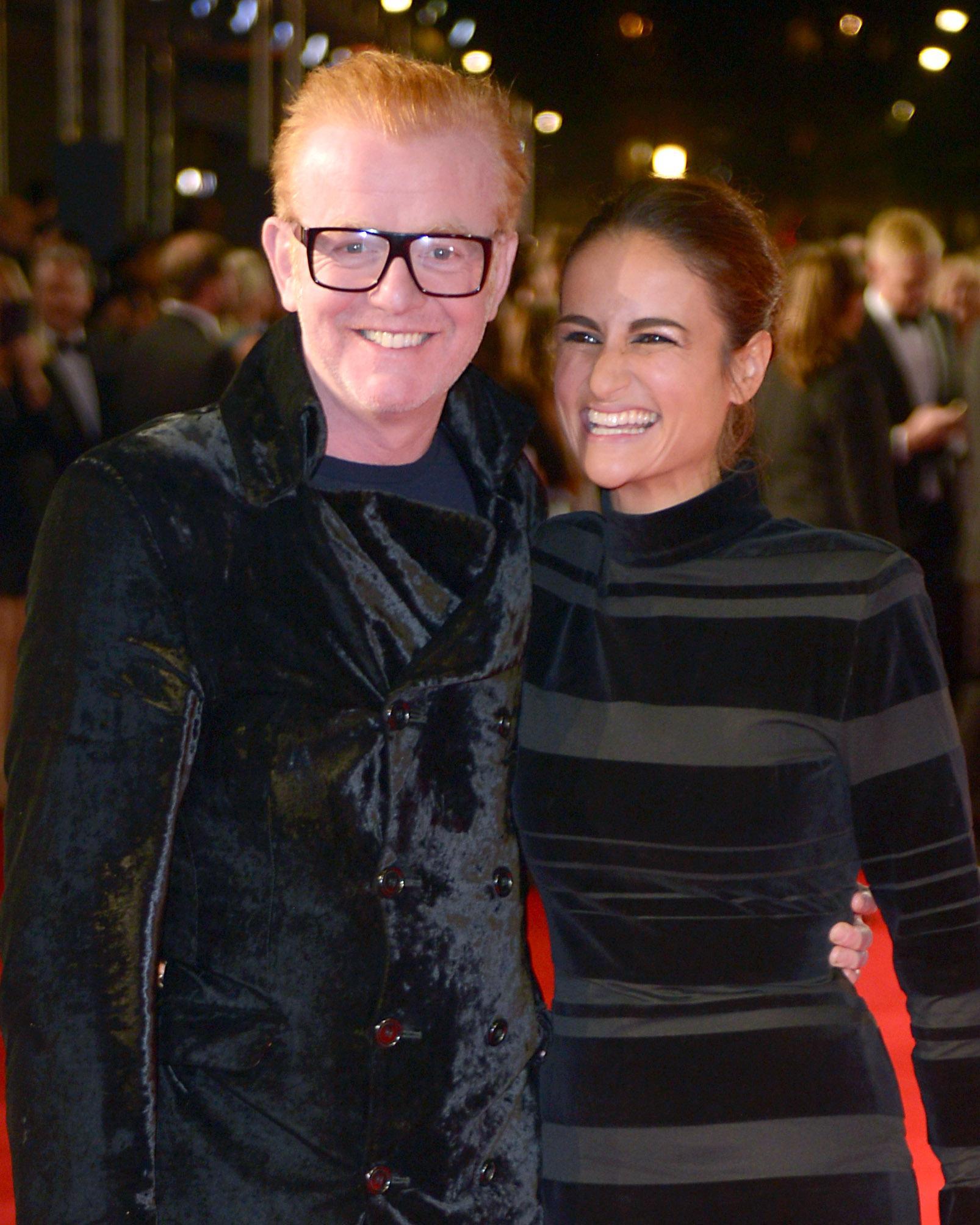 Natasha Shishmanian is married to presenter husband Chris Evans