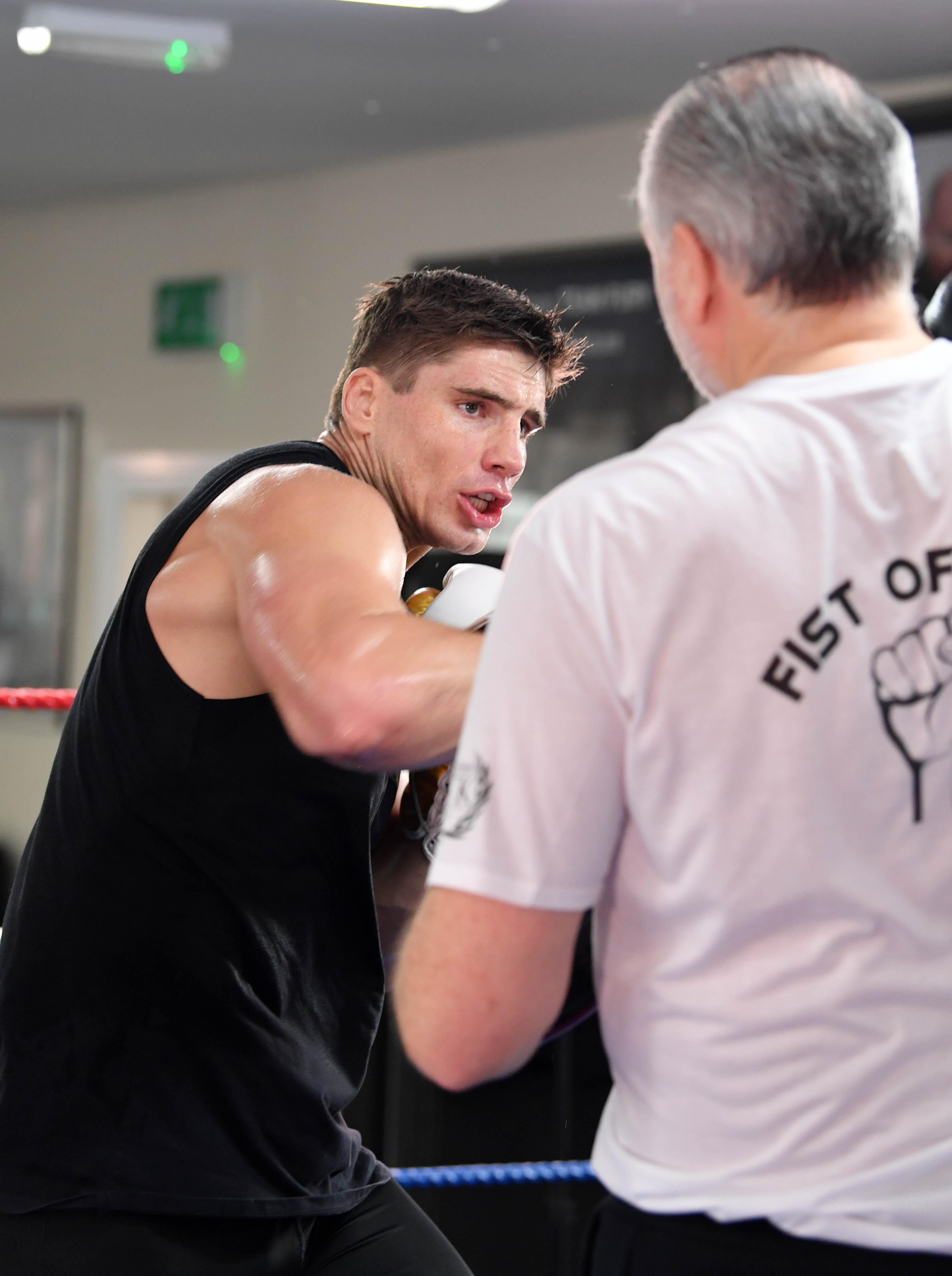Rico Verhoeven is the biggest star in kickboxing - in every sense