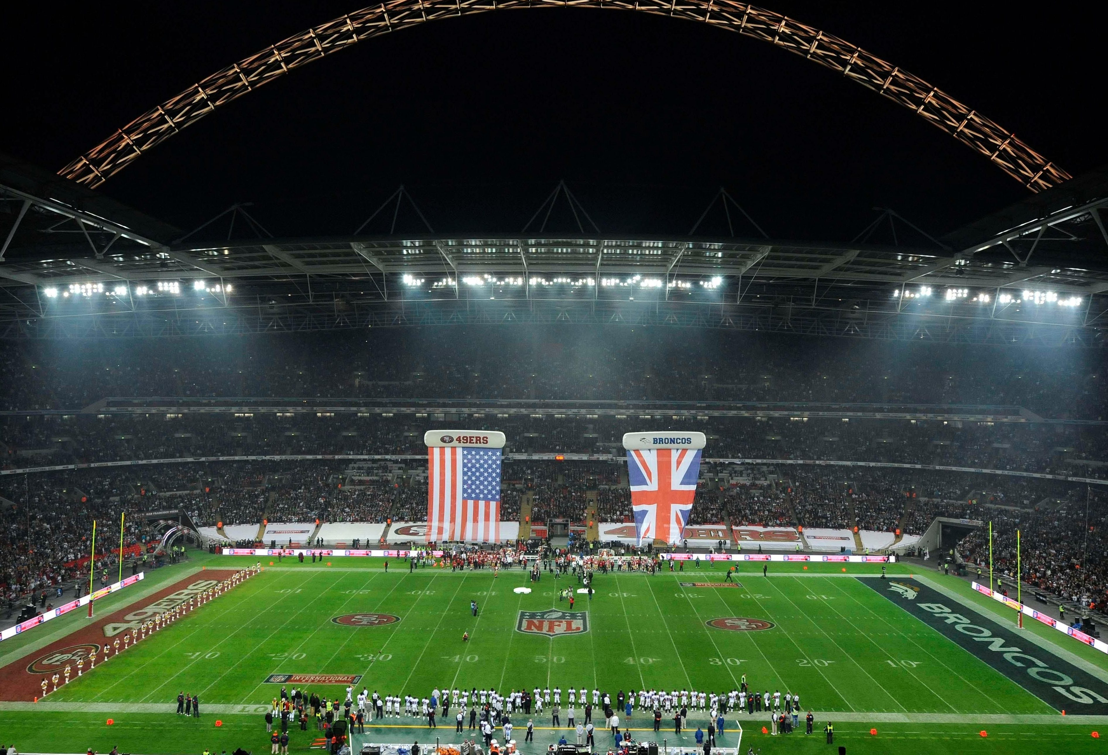 Wembley Stadium is set to become home to the Jacksonville Jaguars