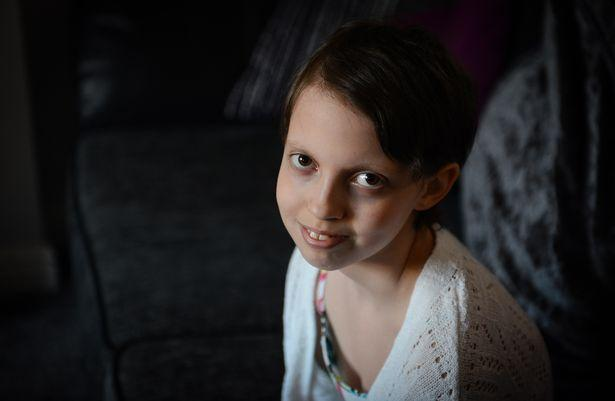 Brave Demi Knight, 11, was told in February cancer had returned two years after getting the all-clear