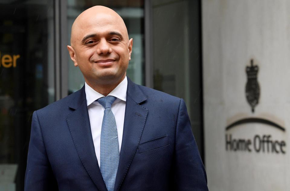 Sajid Javid is replacing Matt Hancock as the new Health Secretary
