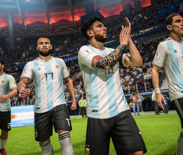 The Free Add On Includes Official World Cup Tournament Mode And Fut Mode
