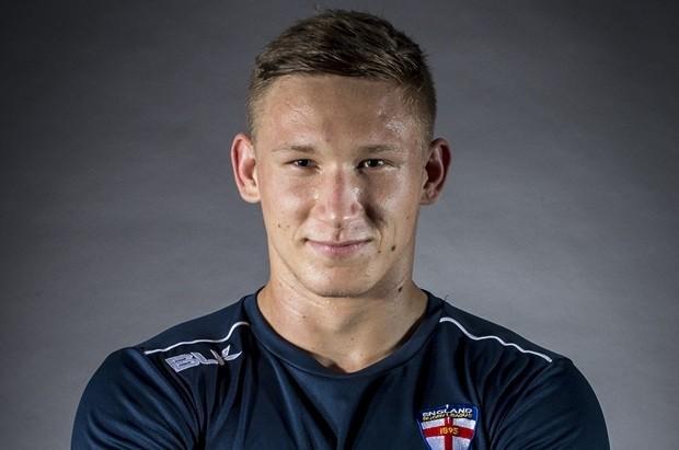 Mikolaj Oledzki has already played for England academy, despite being born in Poland