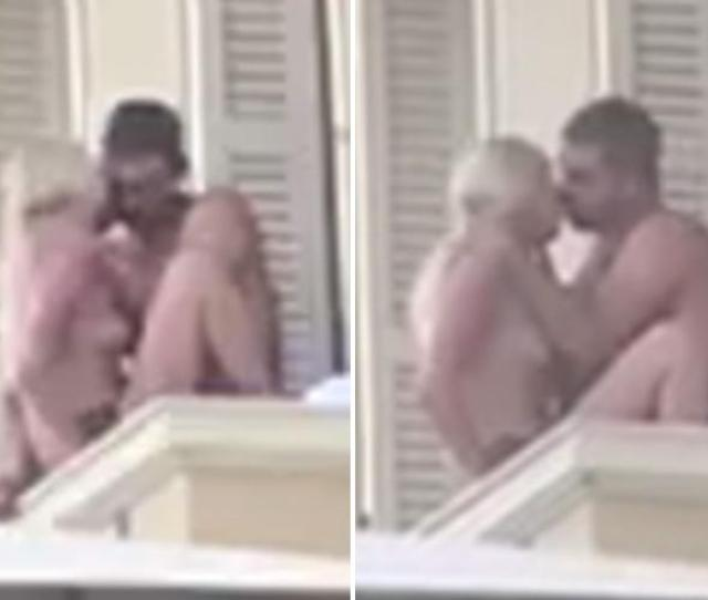 Shocking Moment Randy Couple Caught Having Public Sex On Balcony Of Luxury Monaco Hotel In Front Of Shocked Onlookers