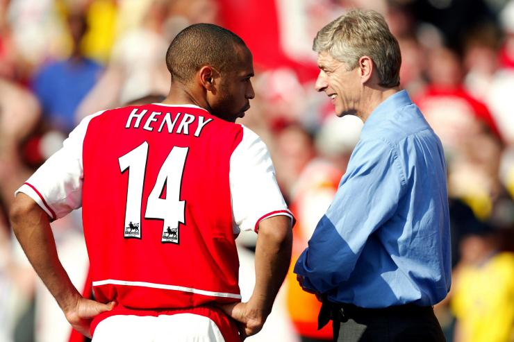 Arsenal's best ever forward Thierry Henry could now become Gunners chief