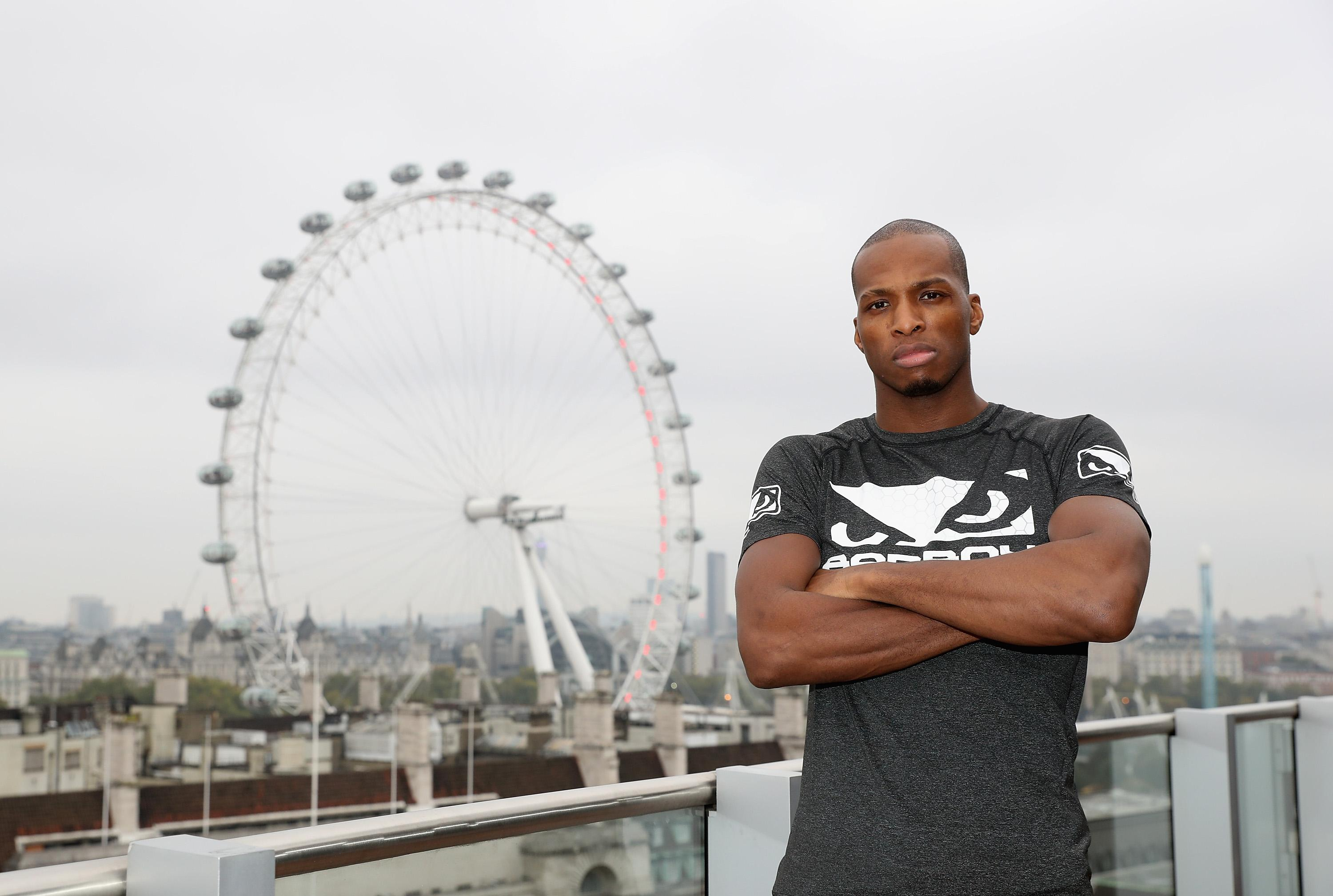 Michael Page will be going up against David Rickels