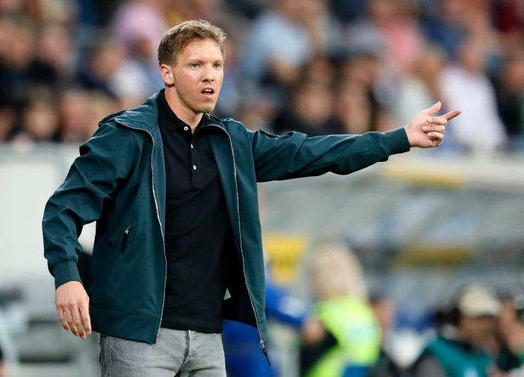 Julian Nagelsmann would be a youthful alternative for Arsenal