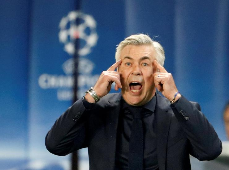 Carlo Ancelotti has a hatful of experience at the highest level