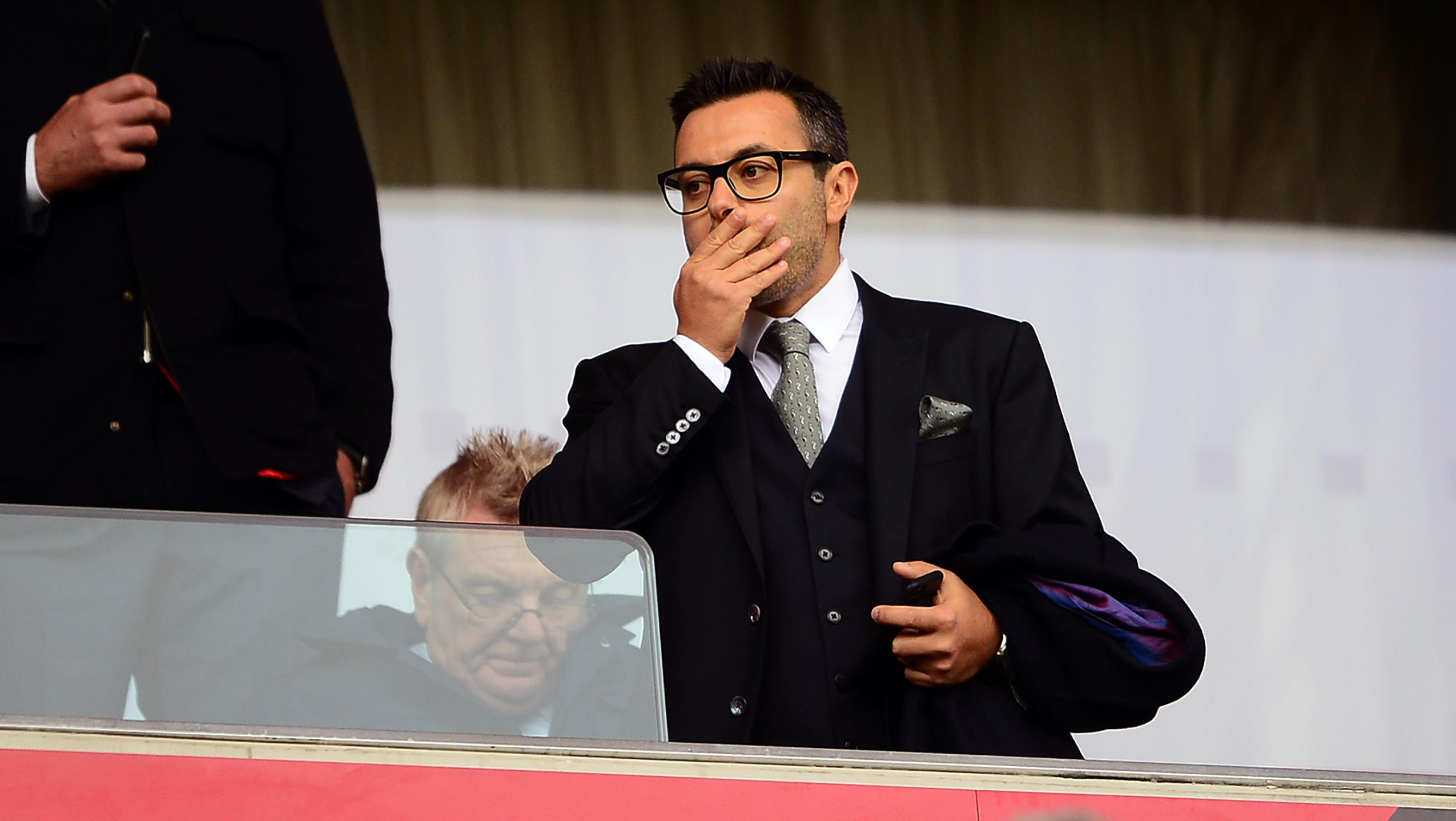 Andrea Radrizzani is the owner of the company