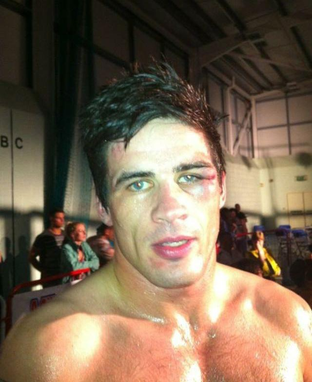 At welterweight Kevin Fryer was suffering worrying defeats but hes on fire in the middleweight division