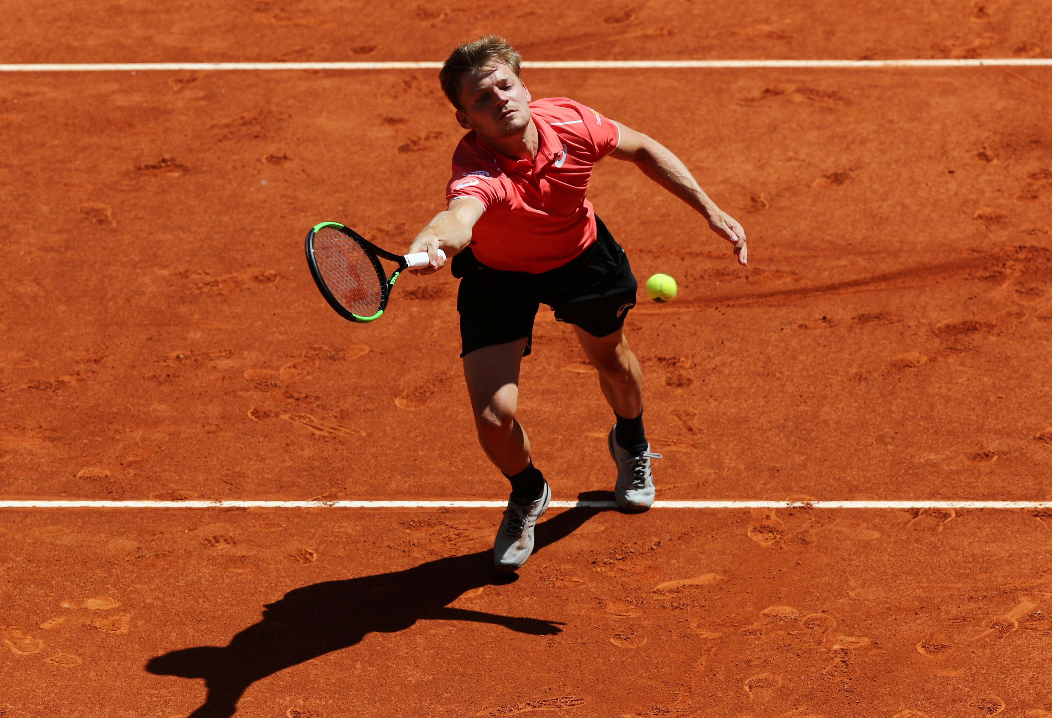 World number ten Goffin was crushed as Edmund continued his impressive form in Spain