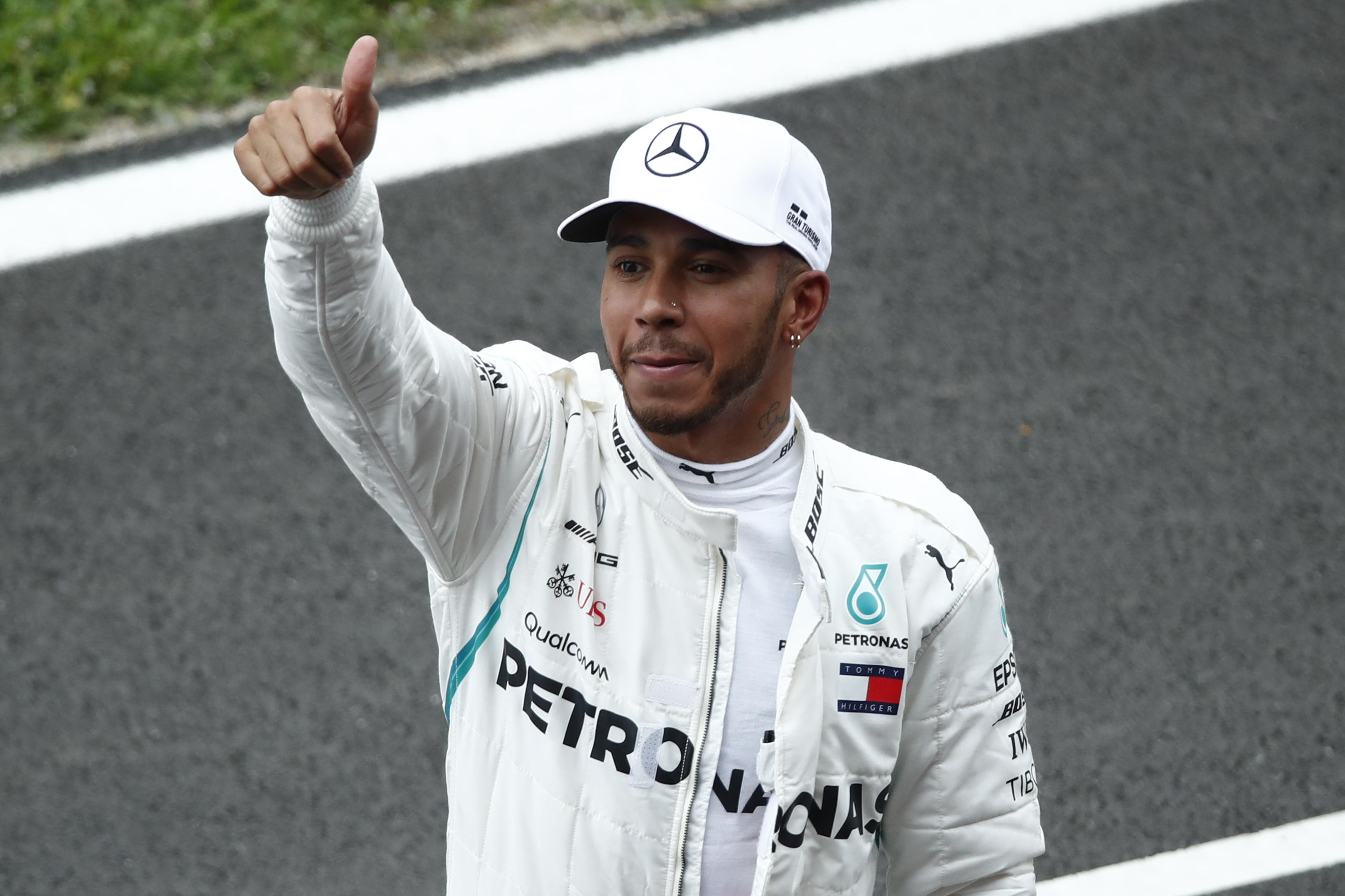 Lewis Hamilton is now 17 points clear in the race for the world title after his win in Barcelona