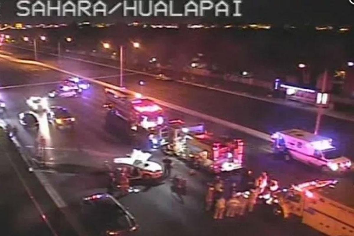 Etleboro org - Las Vegas crash – Car accident leaves man and woman