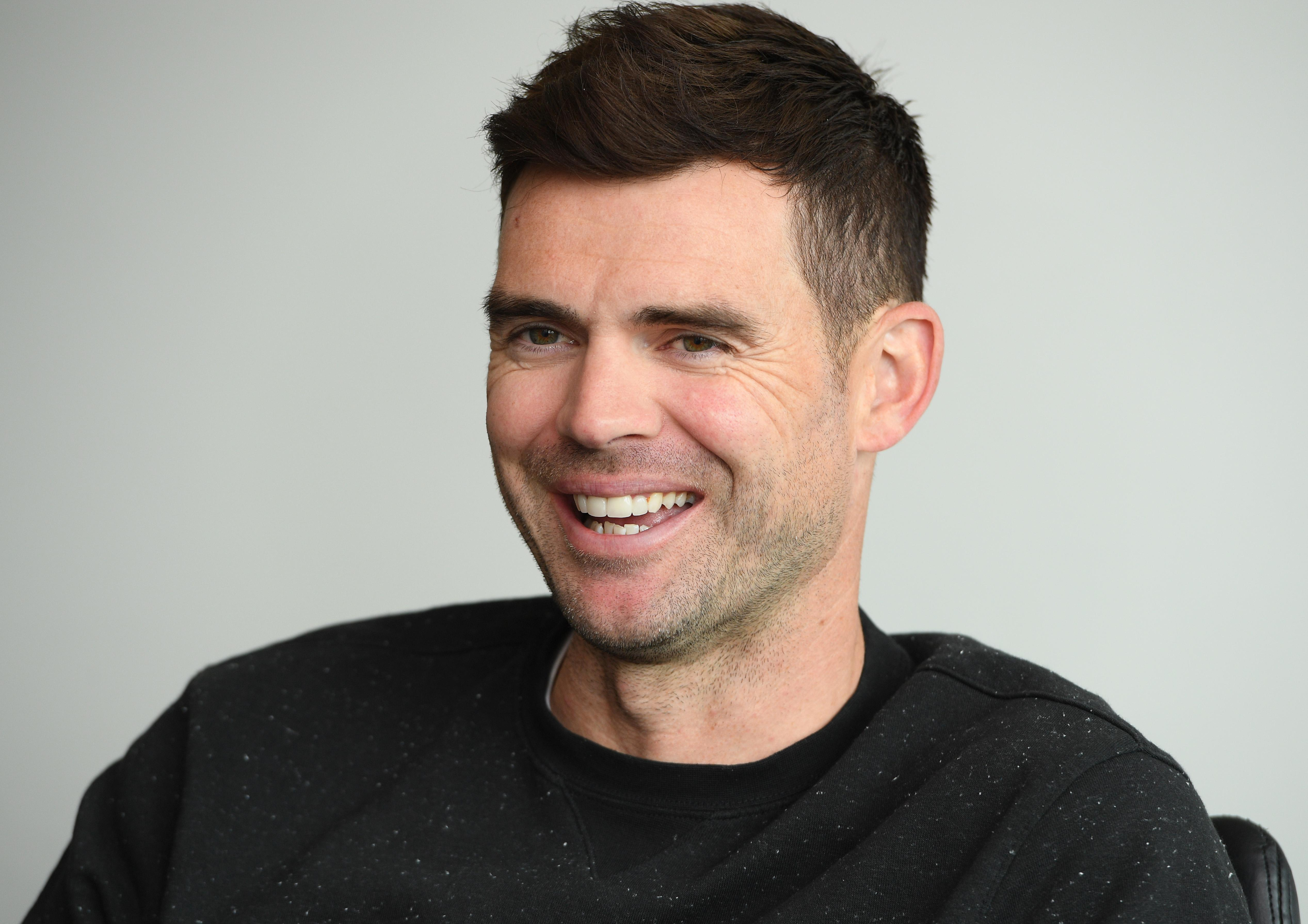 James Anderson is ready to commit another two years to England