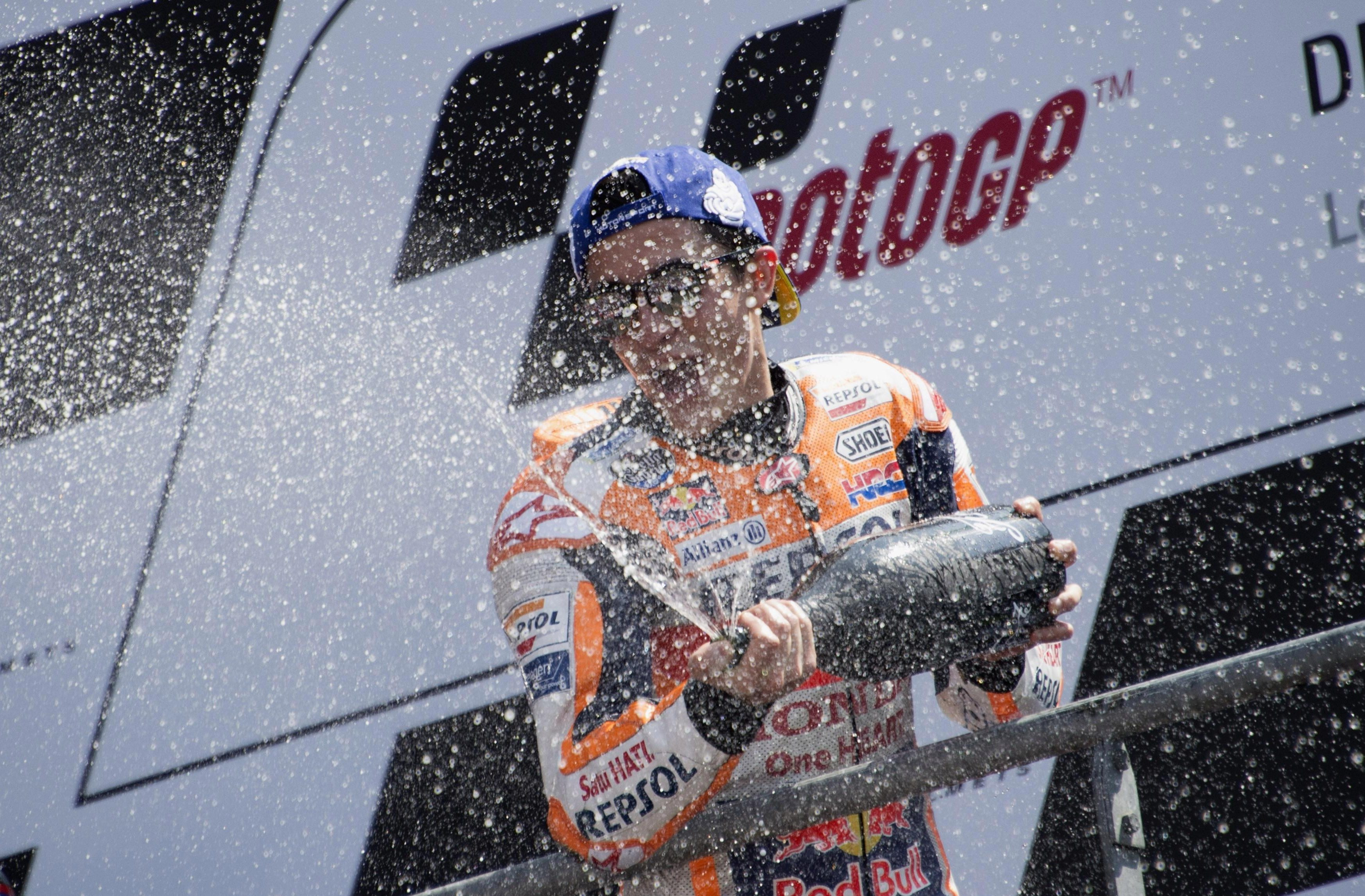 MotoGP heads to Italy as Marc Marquez looks to tighten his grip on a fifth world championship
